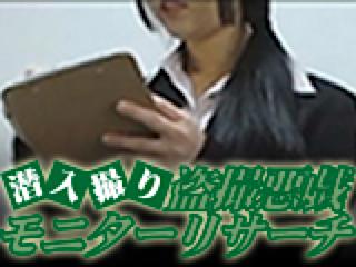 無料アダルト動画:盗SATU悪戯モニターリサーチ:丸見えまんこ