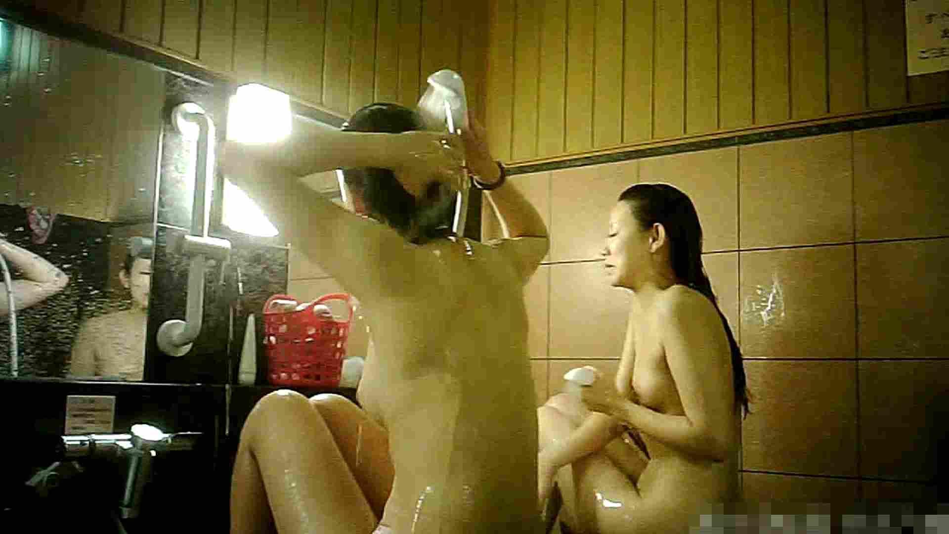 無料アダルト動画:Vol.55 洗い場!2人の横乳をご堪能ください。:怪盗ジョーカー
