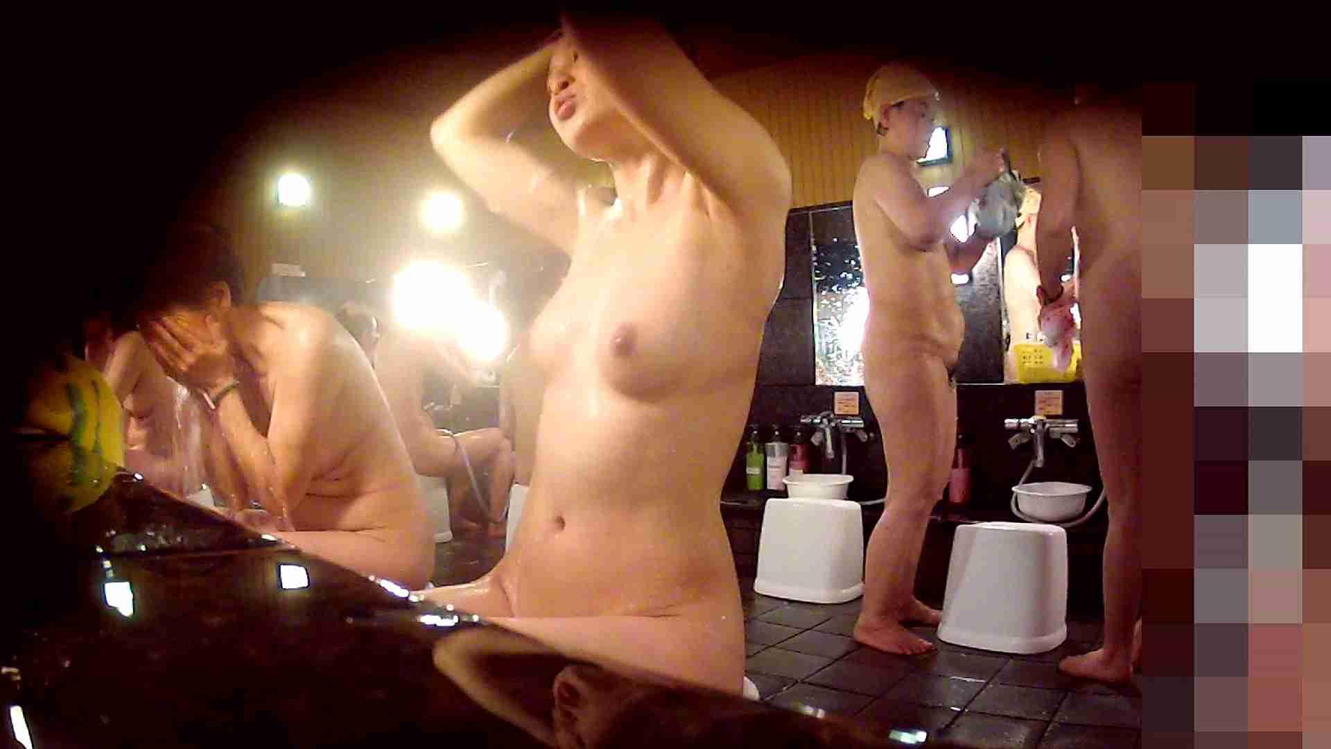 無料アダルト動画:洗い場!陰毛が綺麗に整ってる微美人お嬢様:怪盗ジョーカー