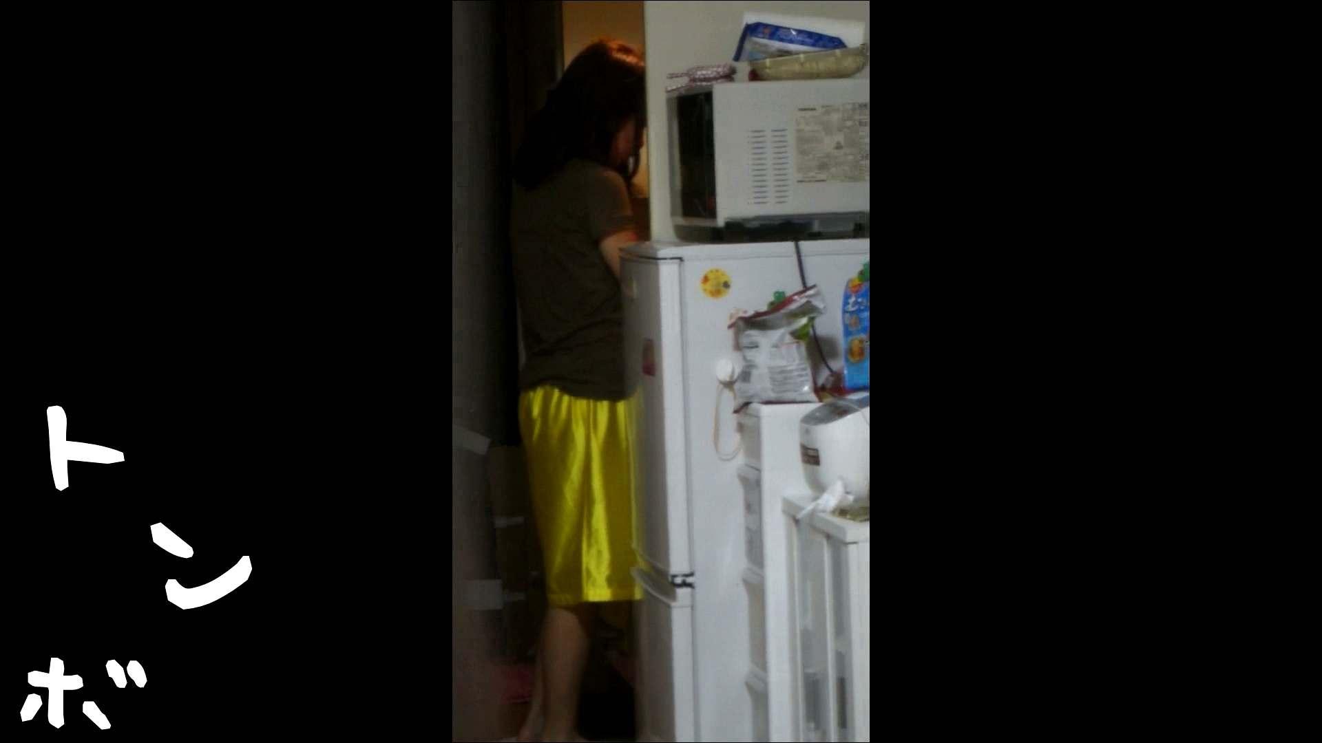 無料アダルト動画:リアル盗撮 ピアスが可愛い一人暮らし女子大生の部屋ヌード:怪盗ジョーカー