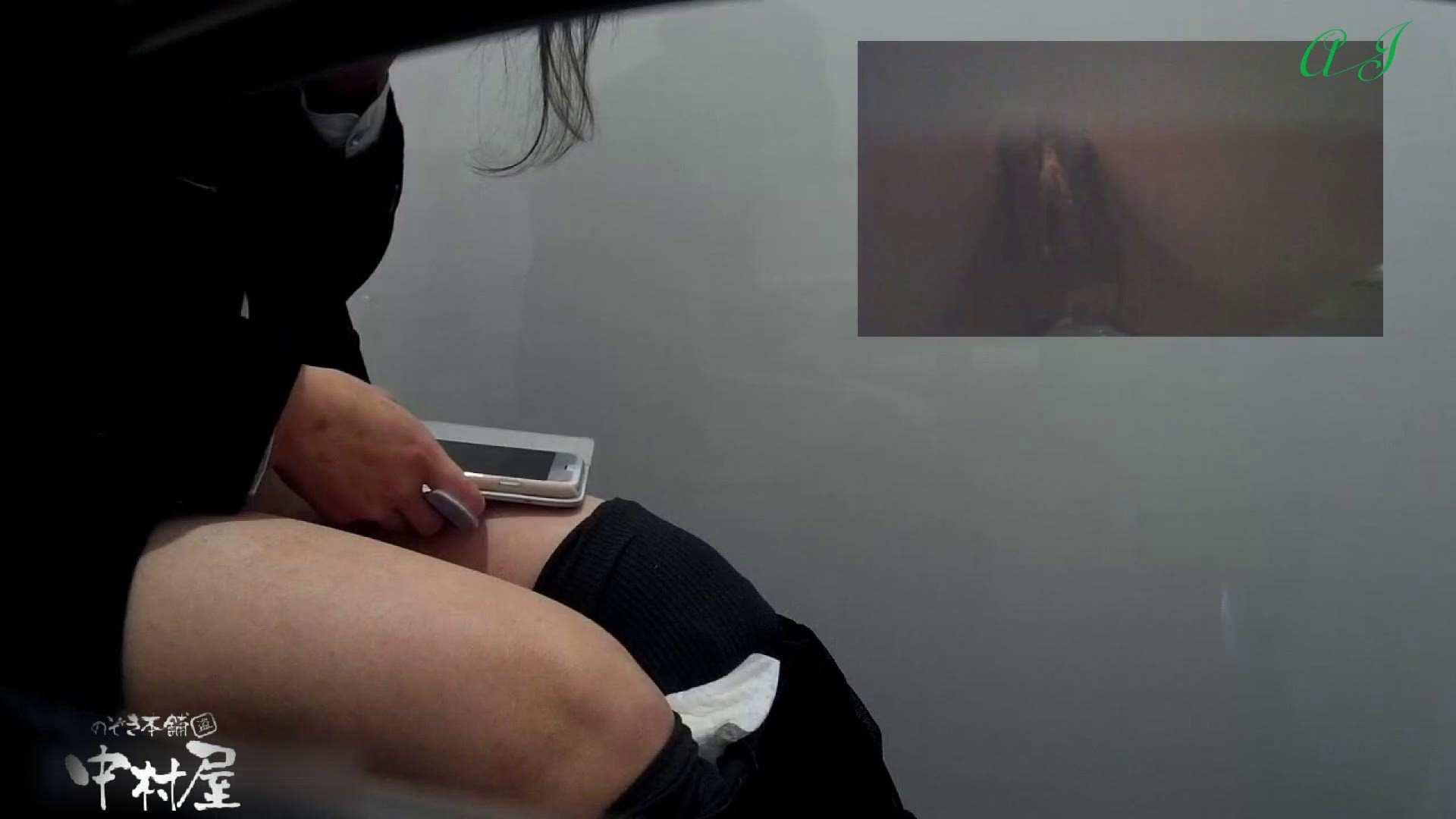 有名大学女性洗面所 vol.83 潜入 | 和式  28連発 5