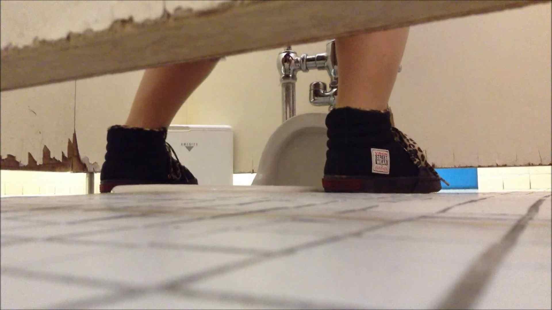 某有名大学女性洗面所 vol.01 洗面所 覗きおまんこ画像 43連発 15