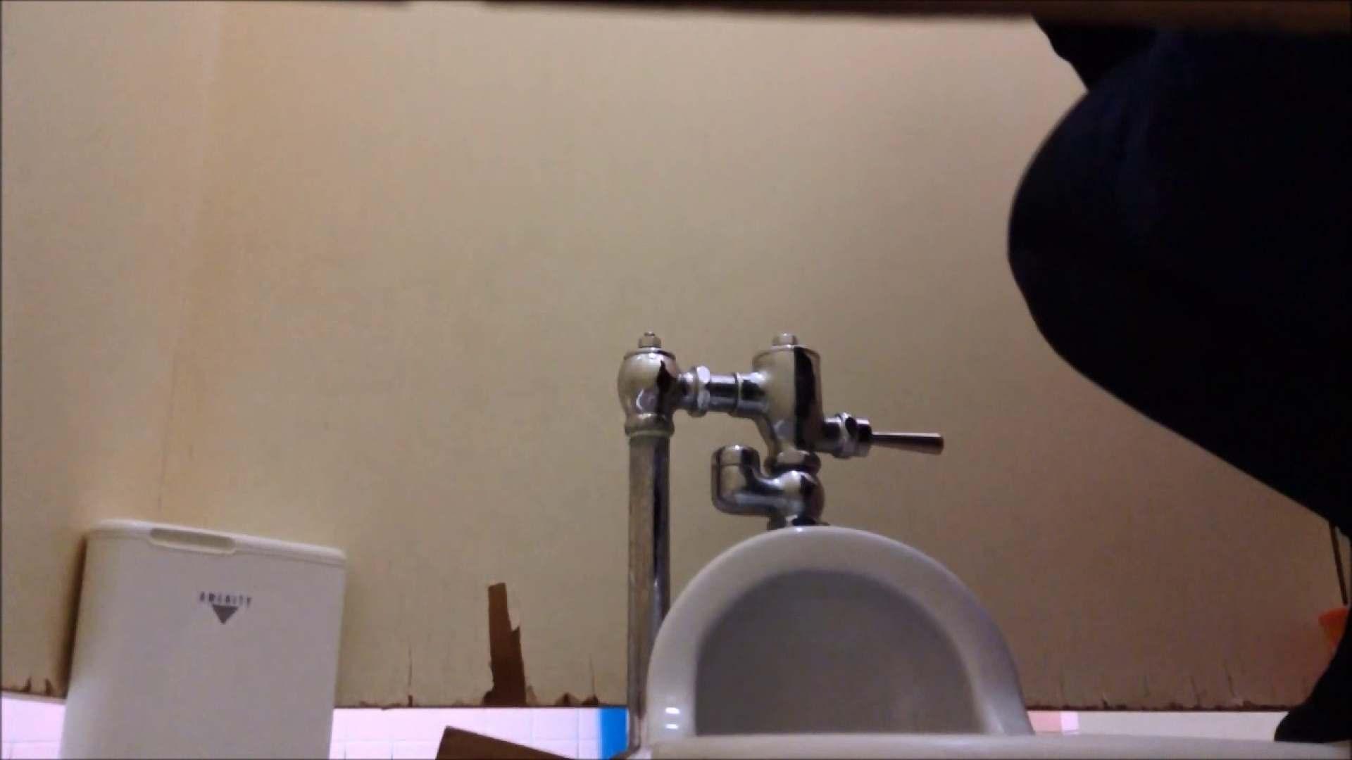 某有名大学女性洗面所 vol.05 和式 性交動画流出 51連発 39