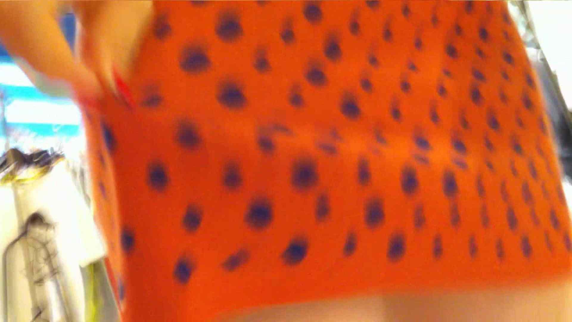 vol.36 美人アパレル胸チラ&パンチラ ポニテ(゚∀゚)キタコレ!! パンチラ 盗み撮り動画キャプチャ 51連発 3