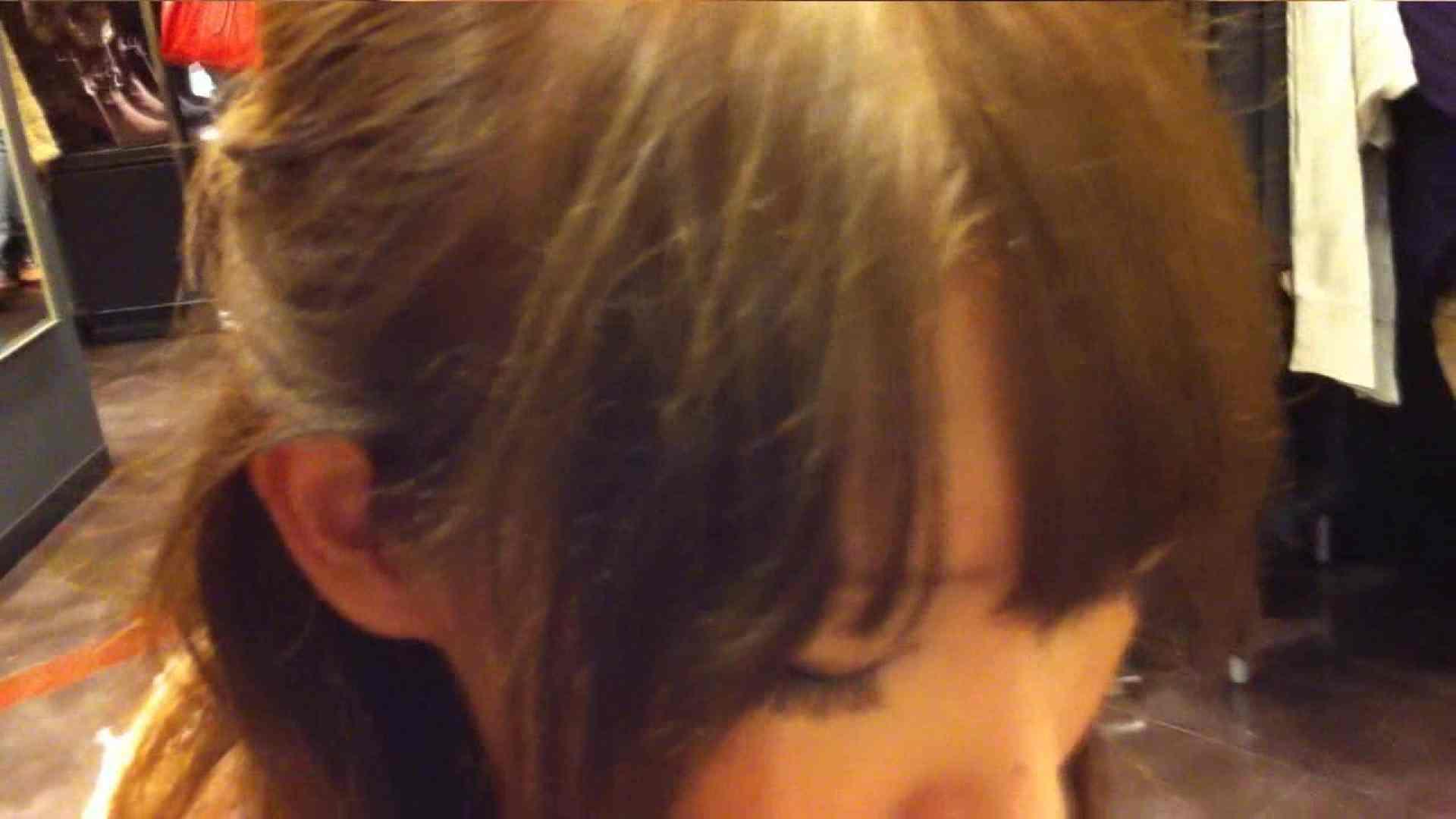 vol.36 美人アパレル胸チラ&パンチラ ポニテ(゚∀゚)キタコレ!! チラ   接写  51連発 6