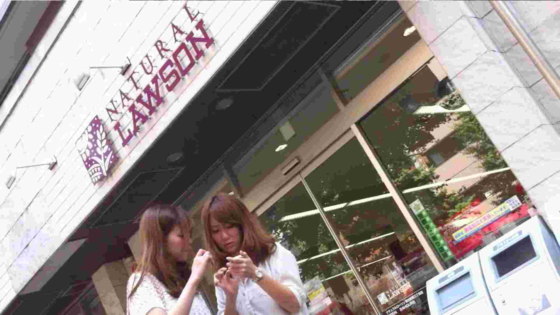 vol.36 美人アパレル胸チラ&パンチラ ポニテ(゚∀゚)キタコレ!! チラ   接写  51連発 16