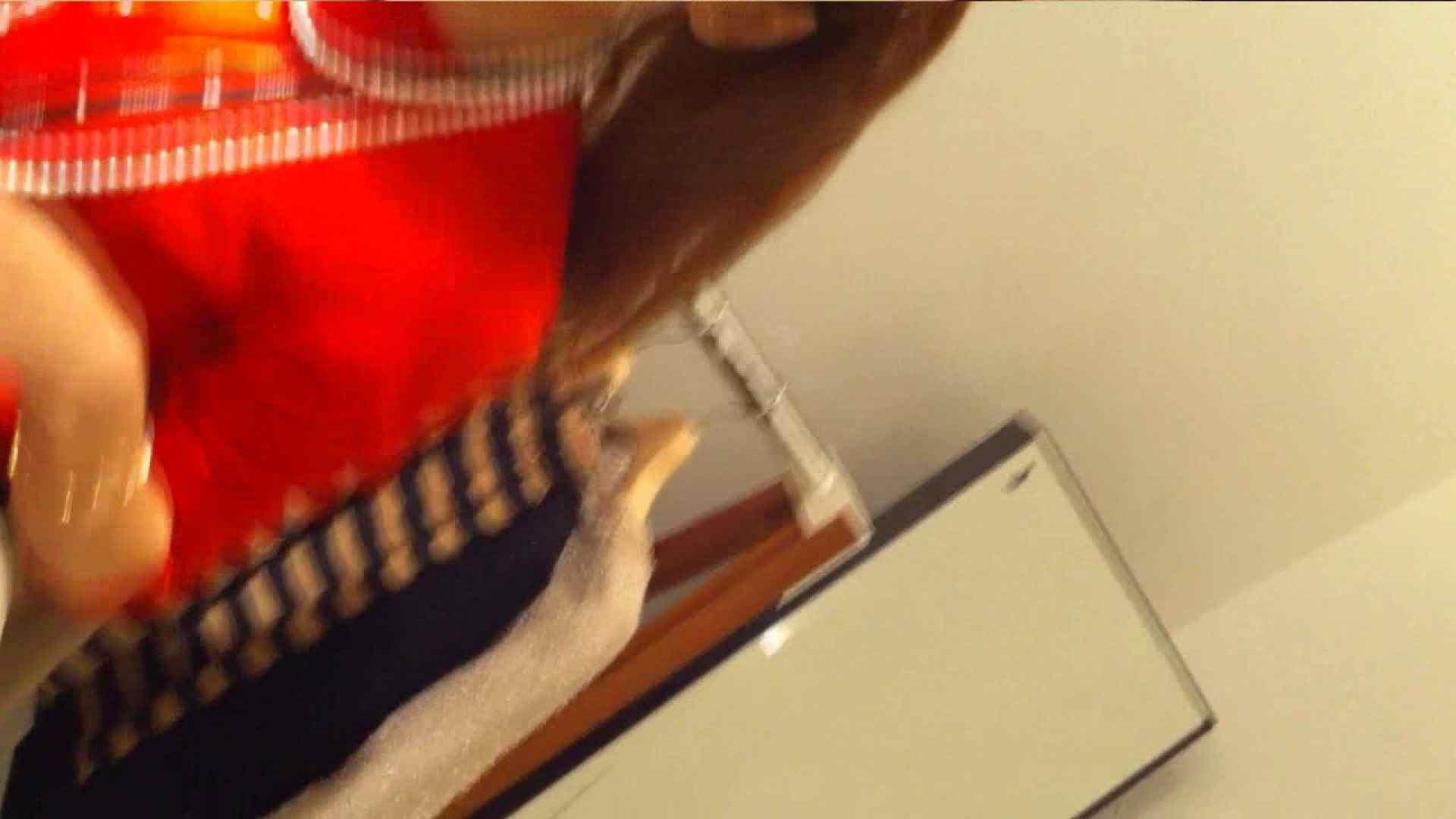 vol.36 美人アパレル胸チラ&パンチラ ポニテ(゚∀゚)キタコレ!! パンチラ 盗み撮り動画キャプチャ 51連発 28