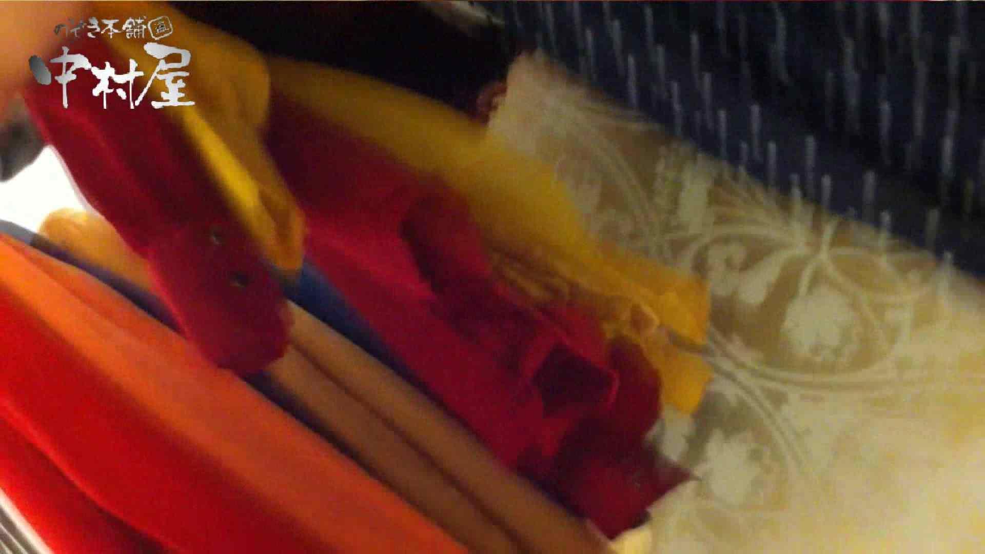 無料アダルト動画:vol.58 美人アパレル胸チラ&パンチラ 黄色い帽子がカワイイ店員さん!:のぞき本舗 中村屋