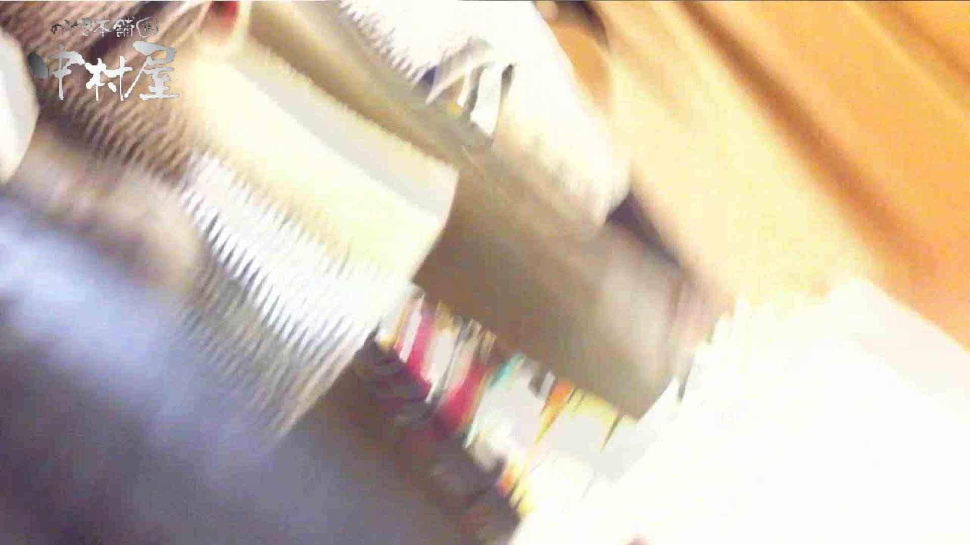 vol.65 美人アパレル胸チラ&パンチラ ムッチリ感がいい感じ花がらパンツさん 接写   胸チラ  57連発 6