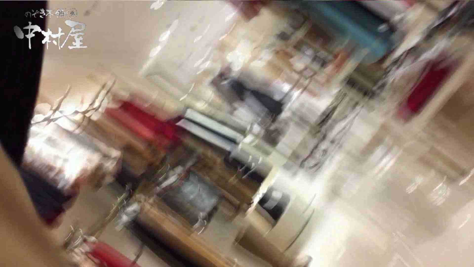 vol.65 美人アパレル胸チラ&パンチラ ムッチリ感がいい感じ花がらパンツさん 接写   胸チラ  57連発 51