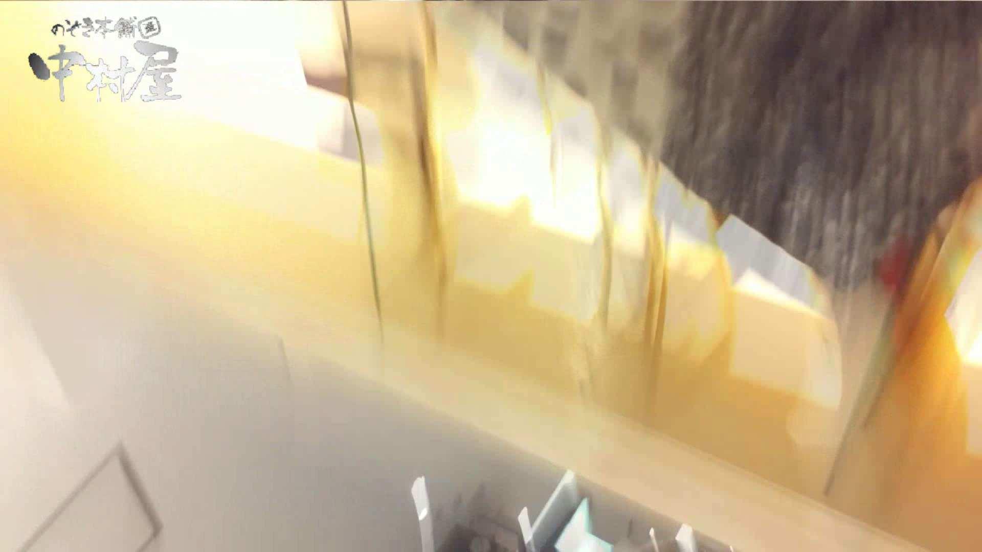 無料アダルト動画:vol.66 美人アパレル胸チラ&パンチラ 店員さんのパンツはストライプ:のぞき本舗 中村屋
