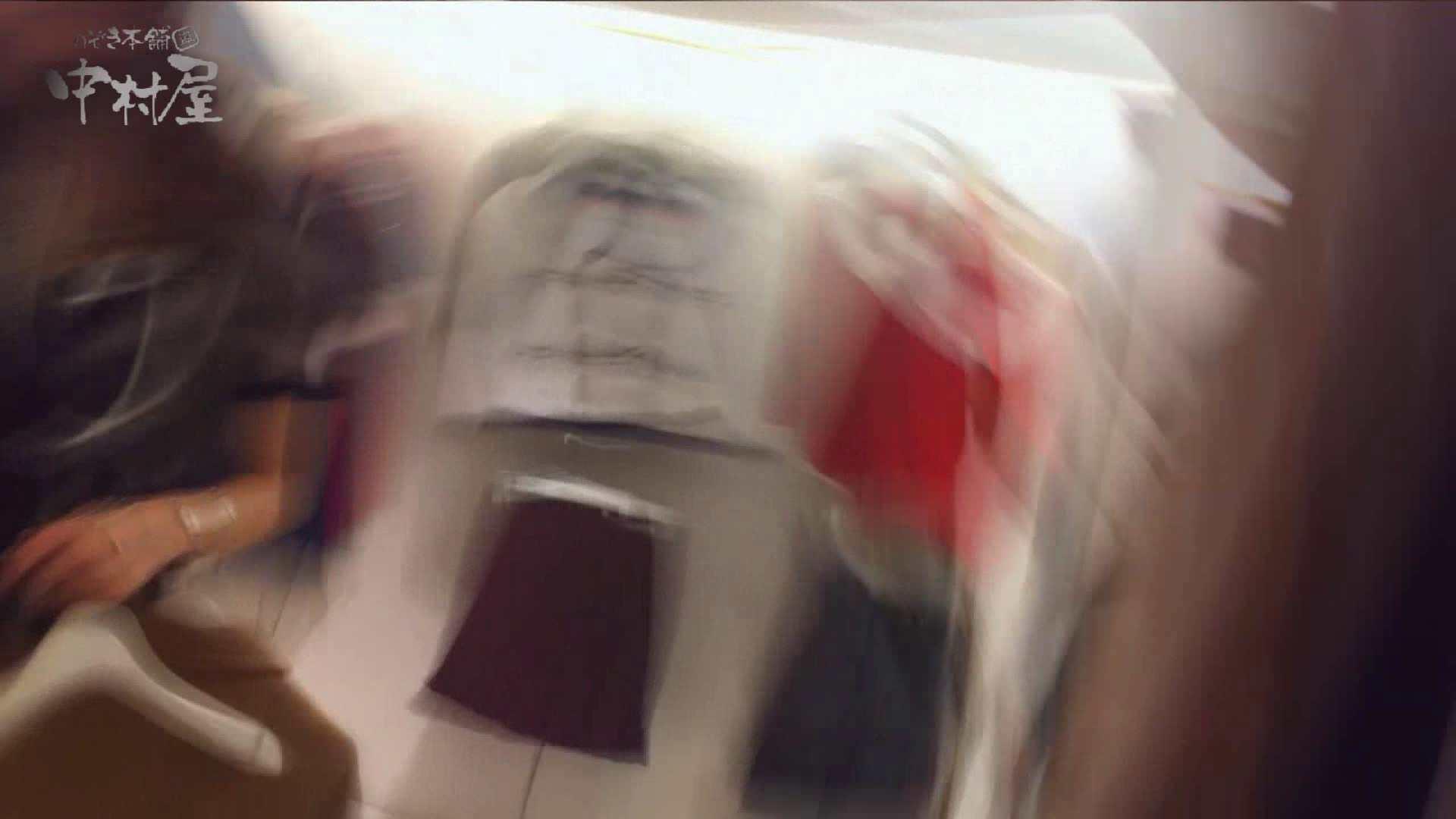 vol.69 美人アパレル胸チラ&パンチラ ストライプパンツみっけ! パンチラ | OLのエロ生活  95連発 11