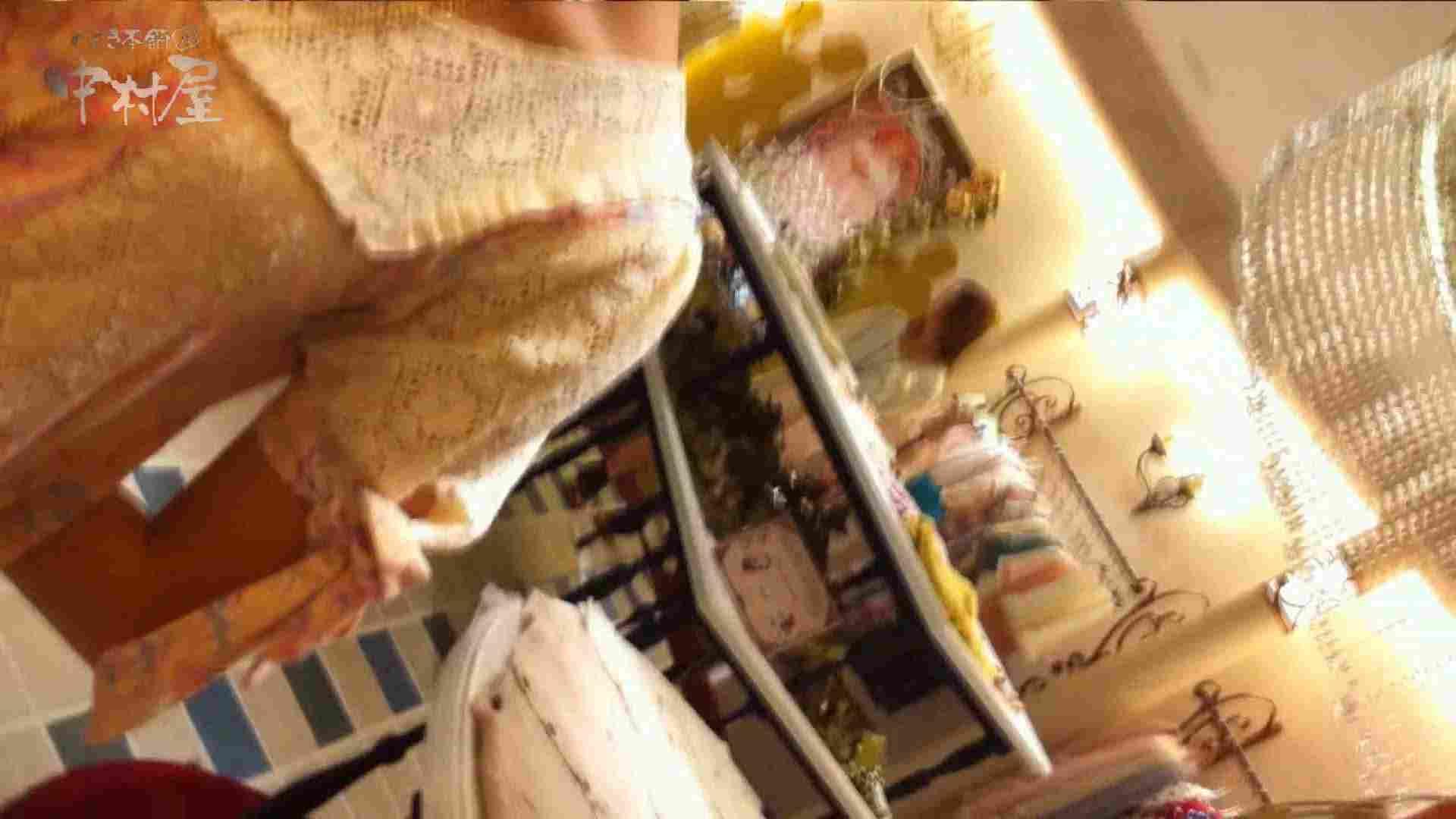 vol.69 美人アパレル胸チラ&パンチラ ストライプパンツみっけ! パンチラ | OLのエロ生活  95連発 41