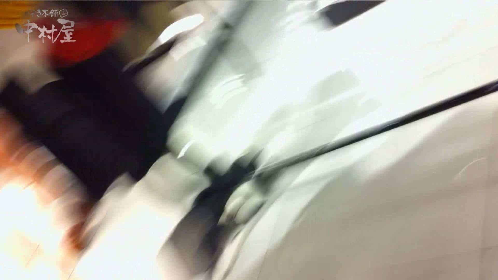 vol.69 美人アパレル胸チラ&パンチラ ストライプパンツみっけ! 胸チラ セックス無修正動画無料 95連発 69
