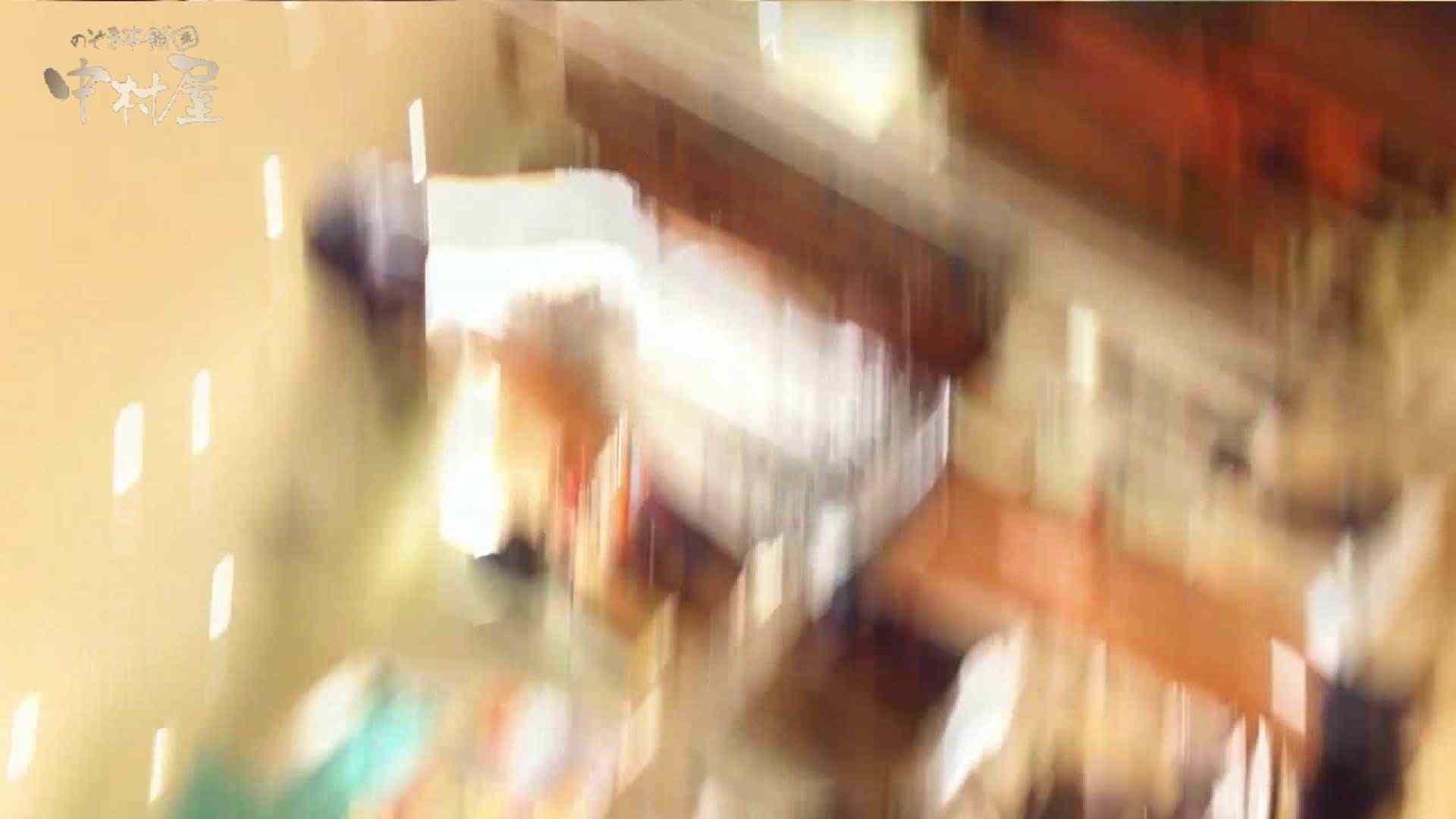 vol.69 美人アパレル胸チラ&パンチラ ストライプパンツみっけ! パンチラ | OLのエロ生活  95連発 71