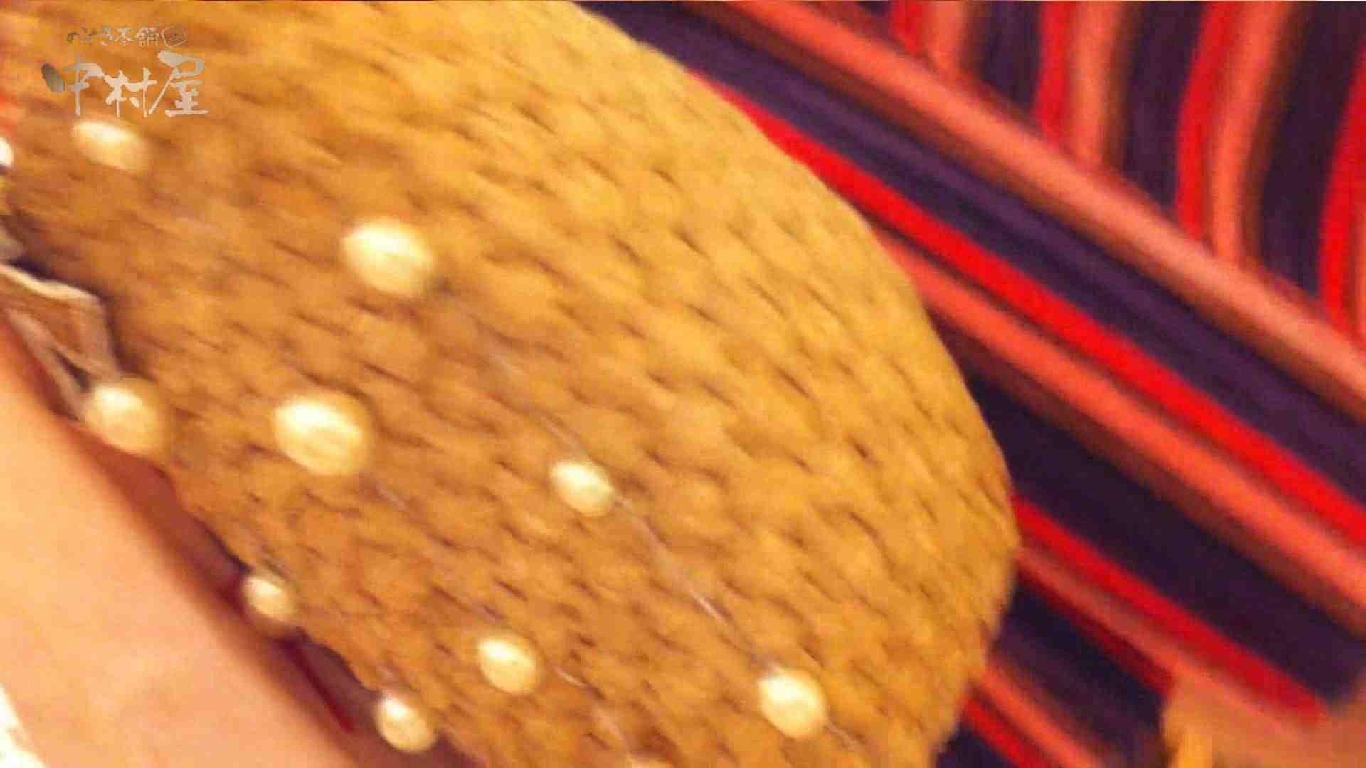 vol.69 美人アパレル胸チラ&パンチラ ストライプパンツみっけ! パンチラ | OLのエロ生活  95連発 81
