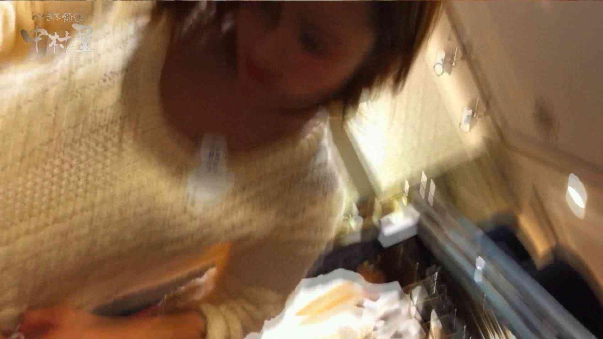 vol.73 美人アパレル胸チラ&パンチラ 目の下のホクロがエッチな店員さん エッチ  95連発 66