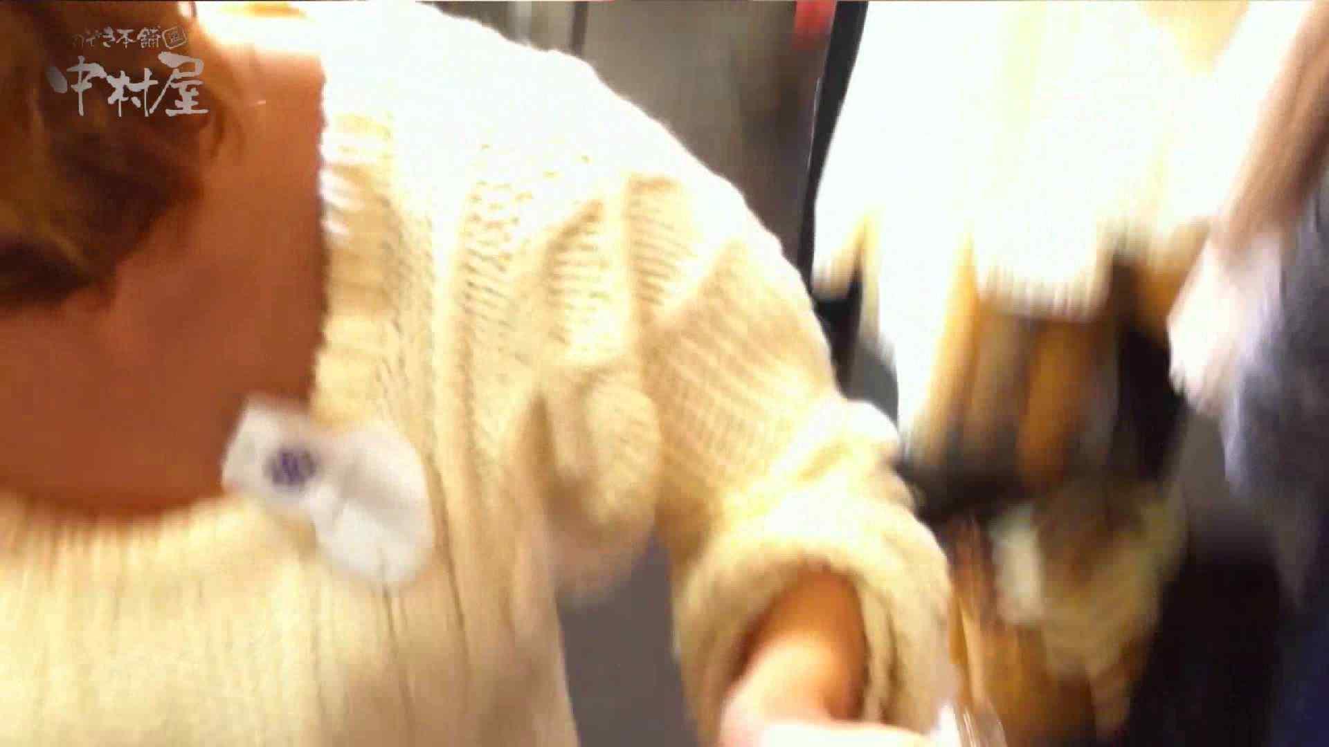 vol.73 美人アパレル胸チラ&パンチラ 目の下のホクロがエッチな店員さん エッチ   胸チラ  95連発 67