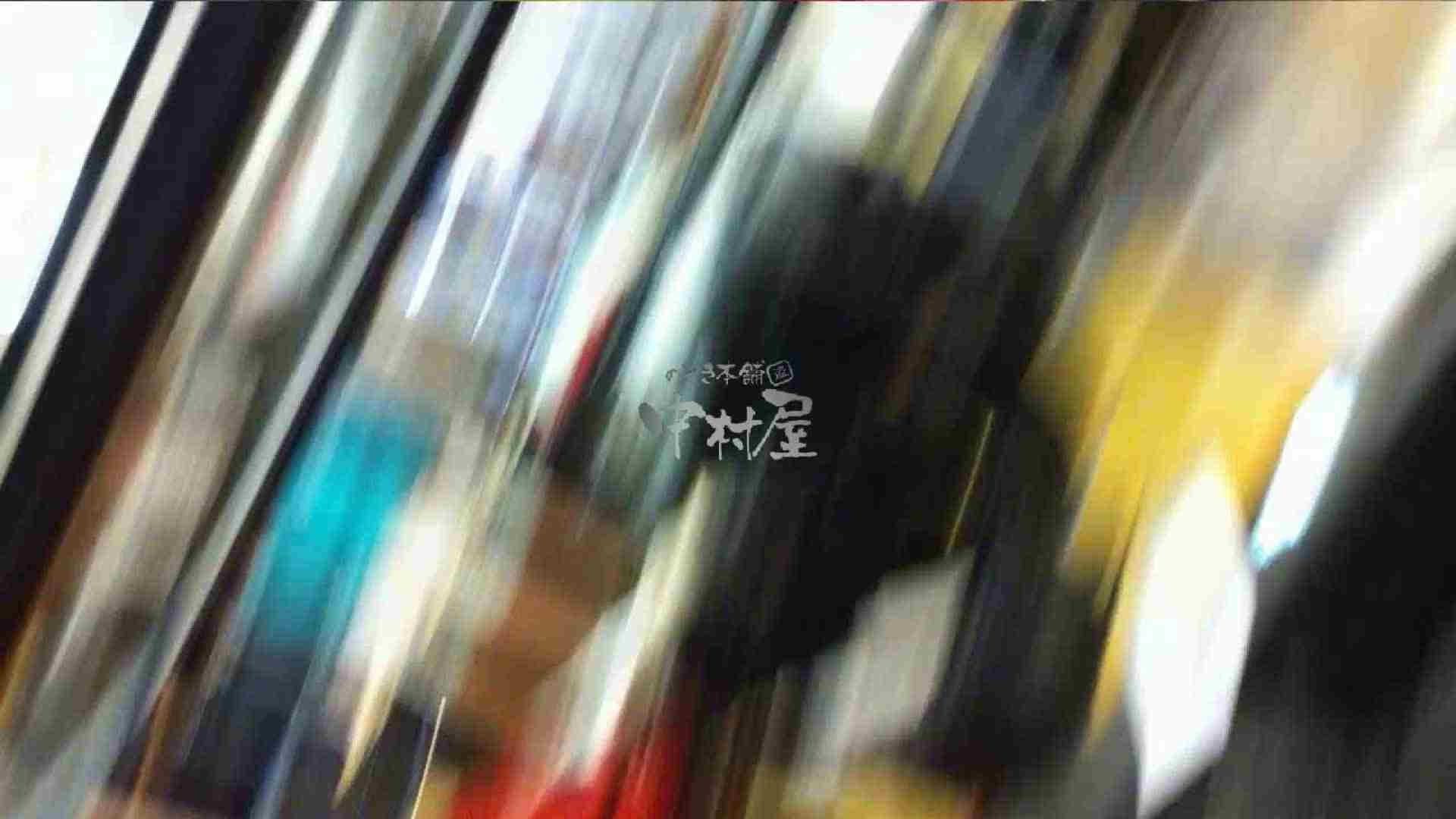 無料アダルト動画:vol.78 美人アパレル胸チラ&パンチラ 足のサイズは23.5のおねぇさん:のぞき本舗 中村屋
