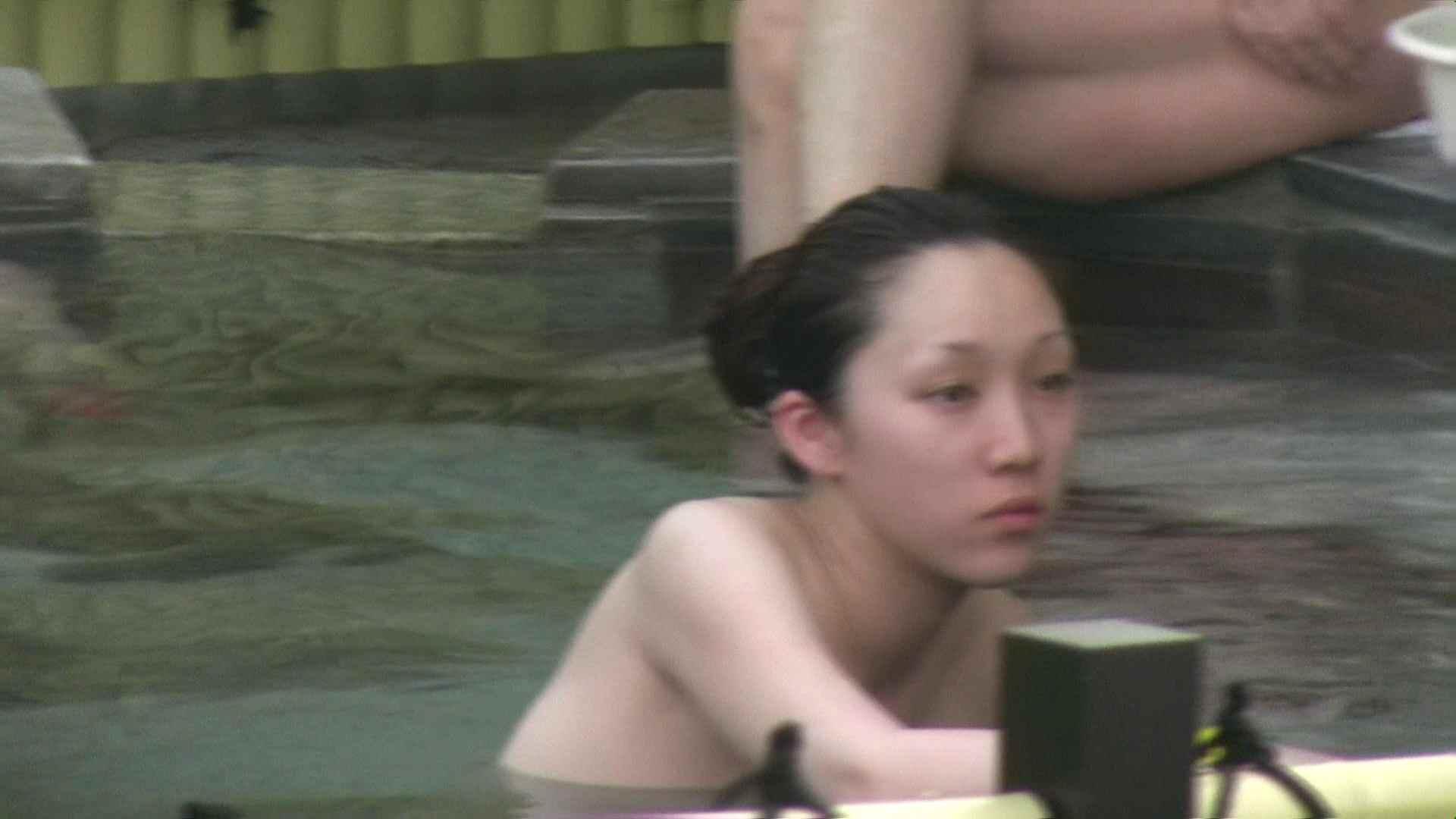 Aquaな露天風呂Vol.01 【VIP】 盗撮  95連発 66