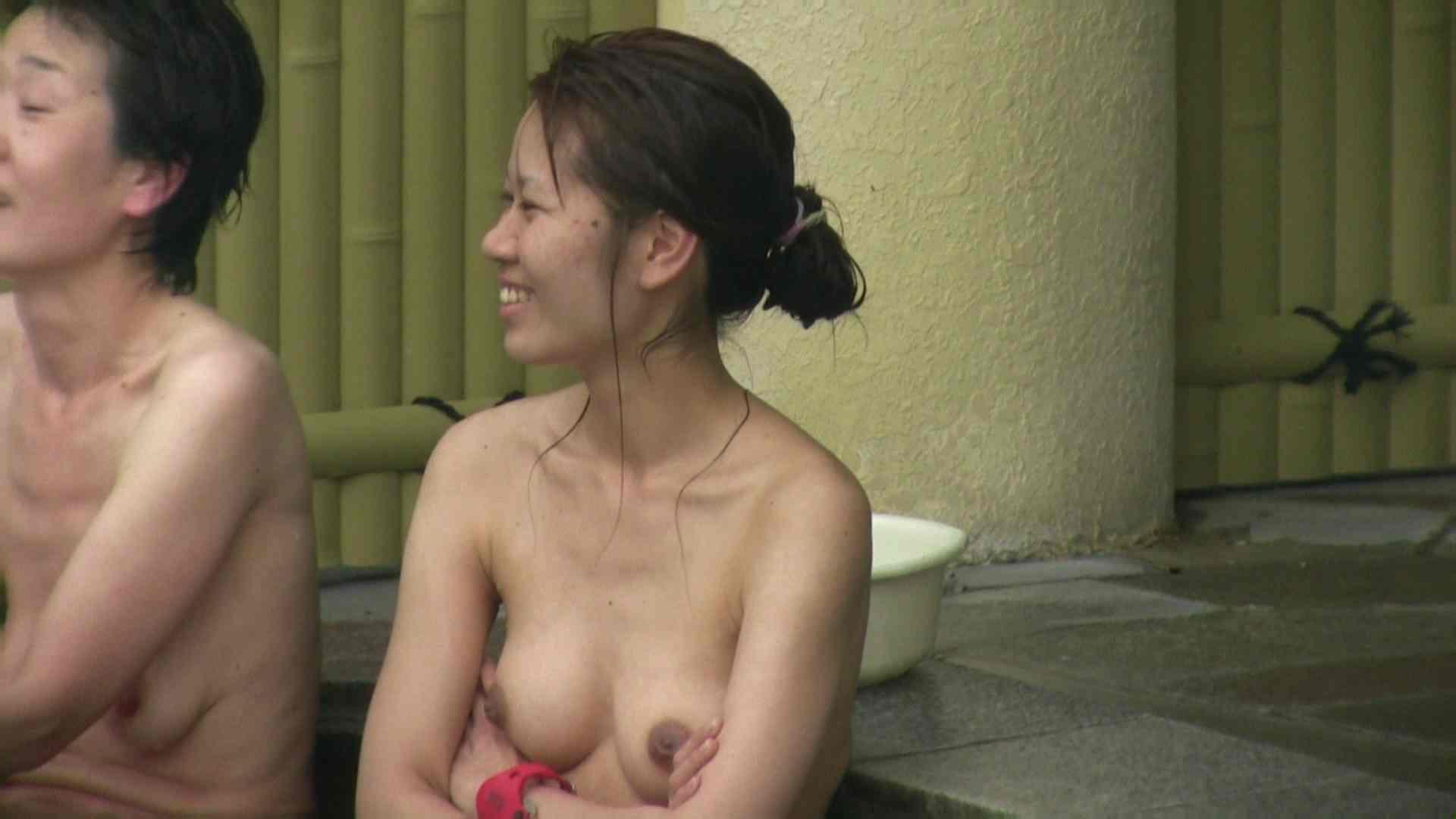 Aquaな露天風呂Vol.07 露天風呂 エロ無料画像 111連発 80