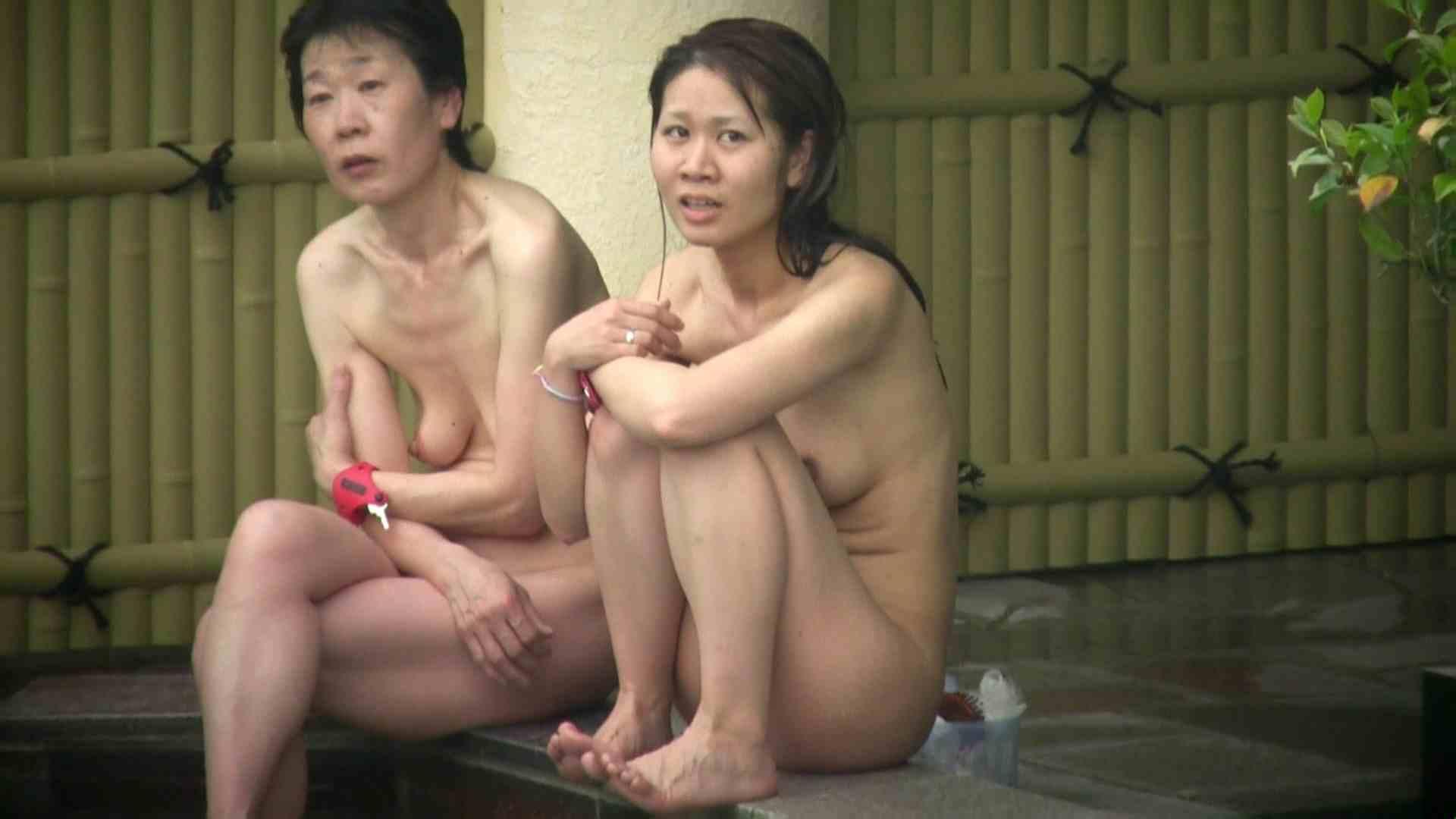 Aquaな露天風呂Vol.07 露天風呂 エロ無料画像 111連発 92