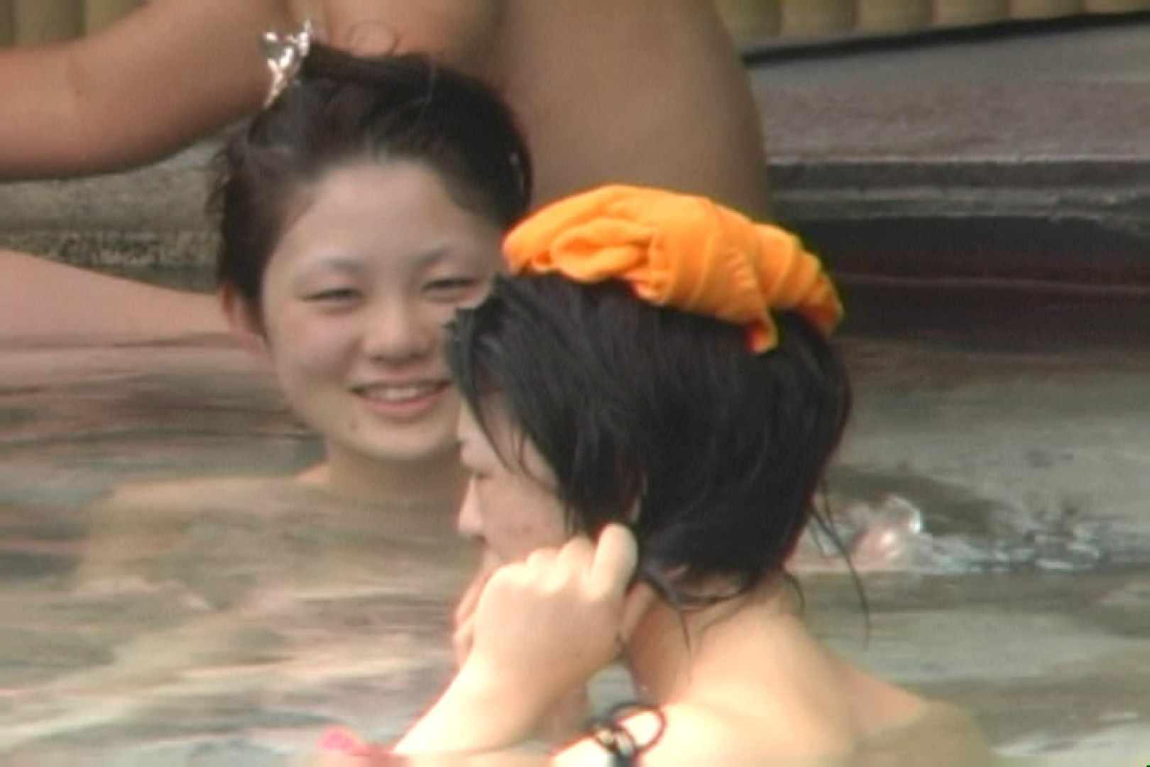 Aquaな露天風呂Vol.40【VIP】 OLのエロ生活 濡れ場動画紹介 39連発 5