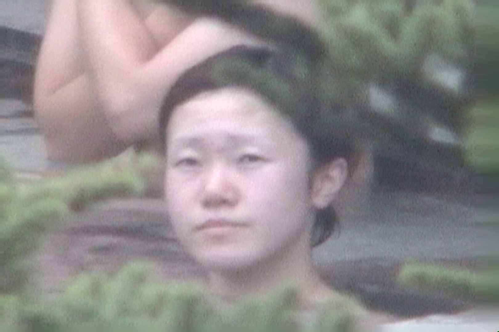 Aquaな露天風呂Vol.48【VIP限定】 OLのエロ生活   露天風呂  74連発 73