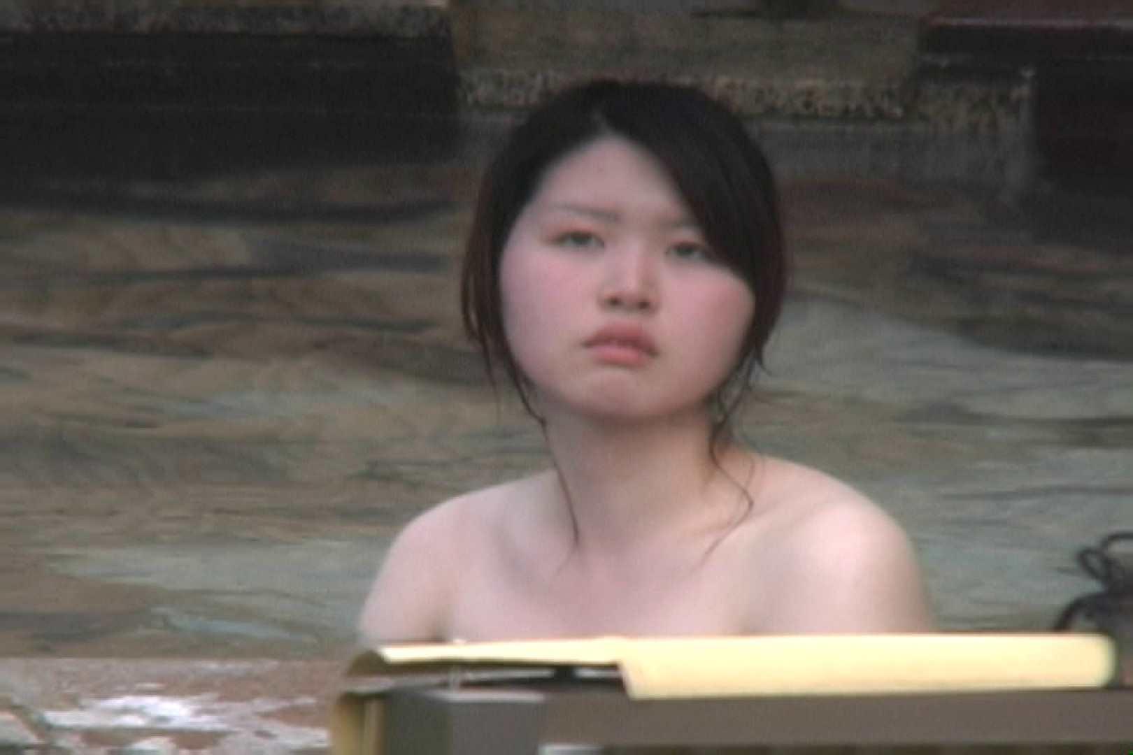 Aquaな露天風呂Vol.60 盗撮  28連発 18