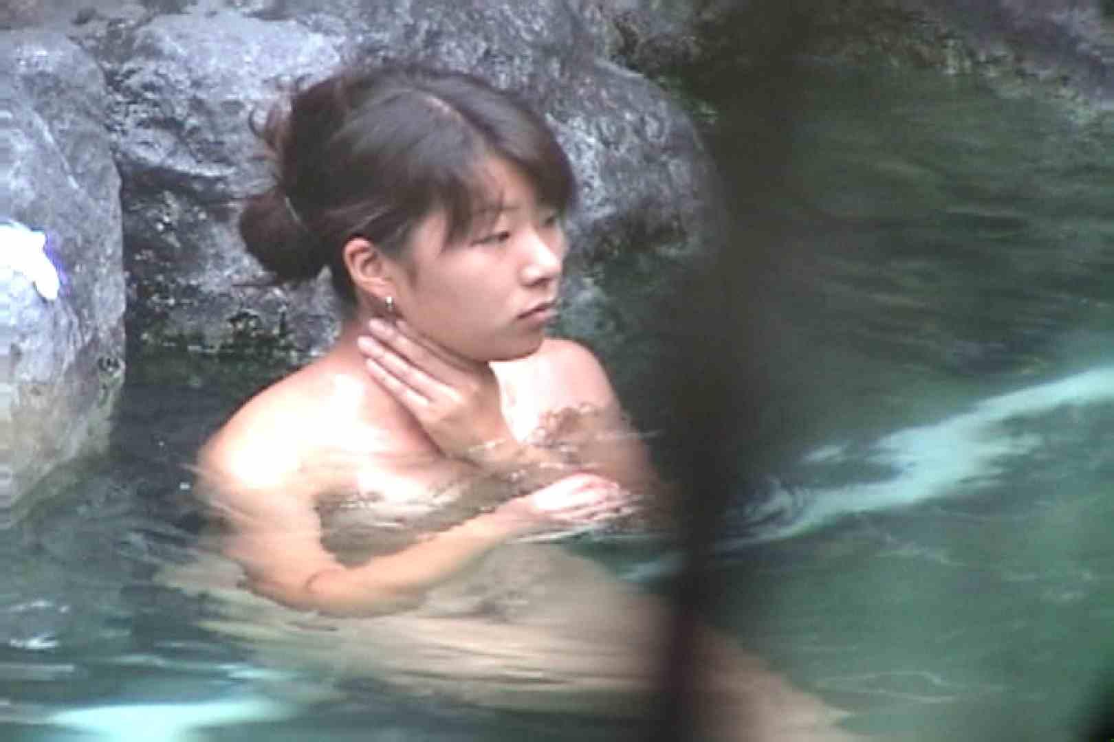 Aquaな露天風呂Vol.69【VIP限定】 OLのエロ生活   露天風呂  106連発 52