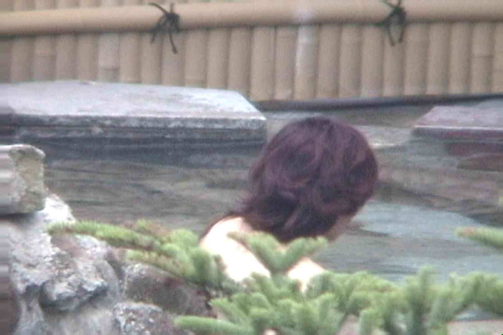 Aquaな露天風呂Vol.81【VIP限定】 OLのエロ生活 戯れ無修正画像 56連発 38