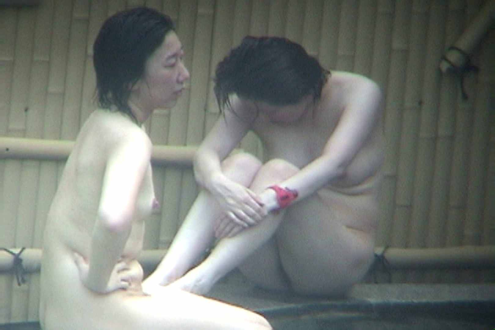 Aquaな露天風呂Vol.107 盗撮 隠し撮りオマンコ動画紹介 51連発 11