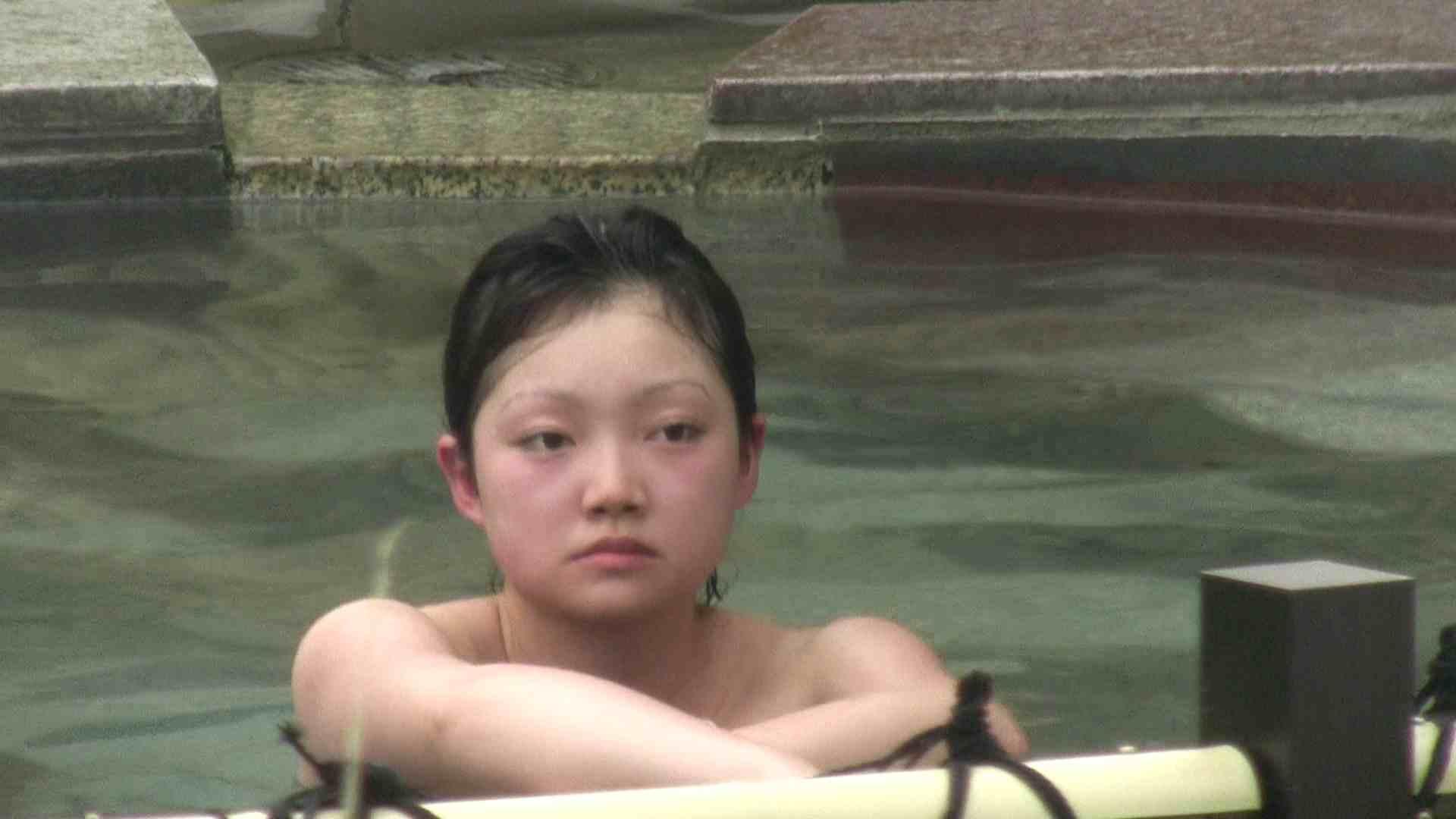 Aquaな露天風呂Vol.126 OLのエロ生活 戯れ無修正画像 72連発 59