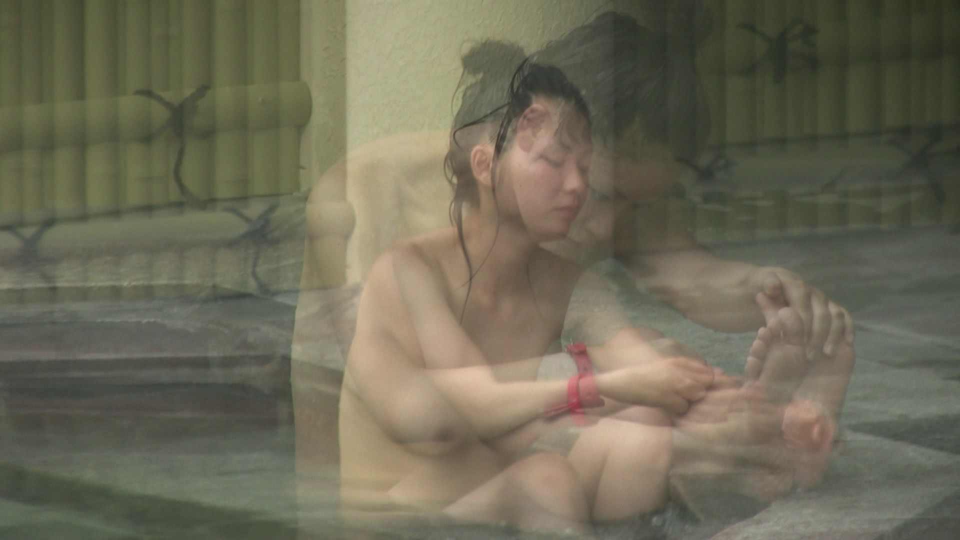Aquaな露天風呂Vol.137 盗撮 覗きおまんこ画像 76連発 17