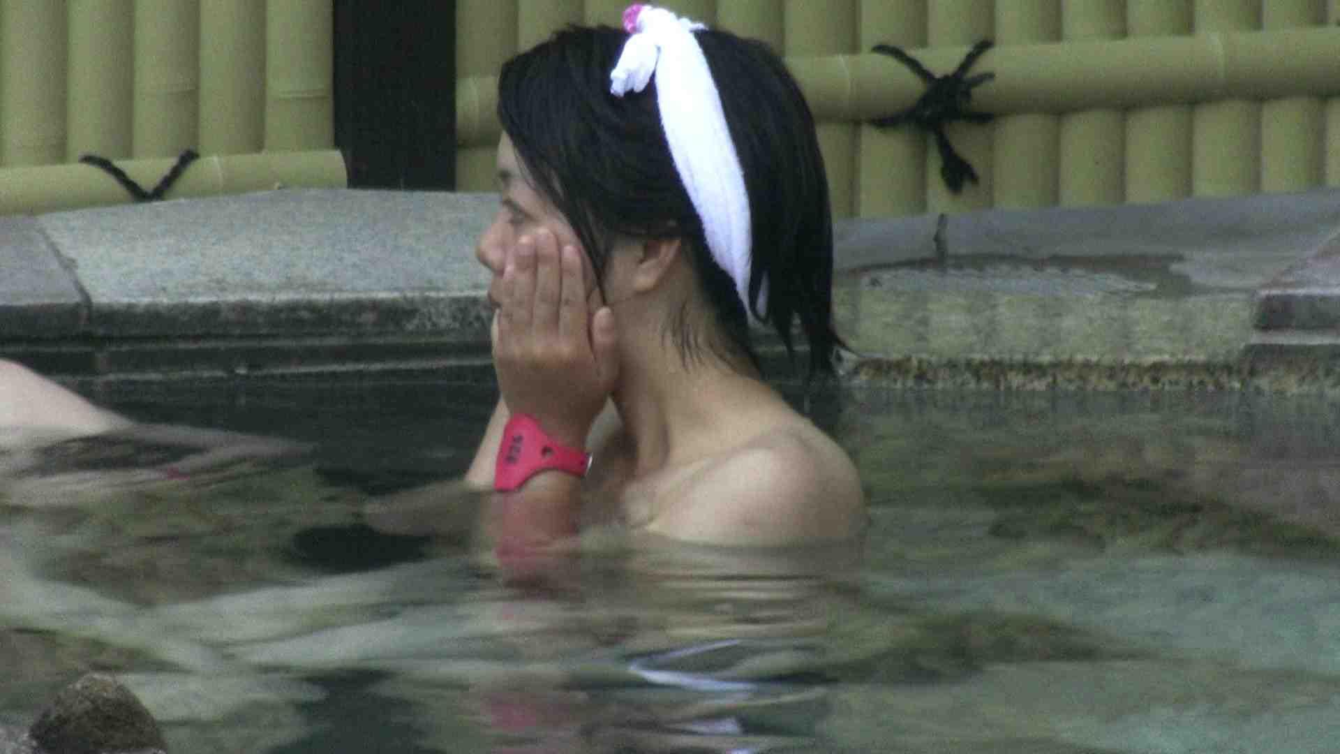 Aquaな露天風呂Vol.179 OLのエロ生活 | 露天風呂  105連発 103