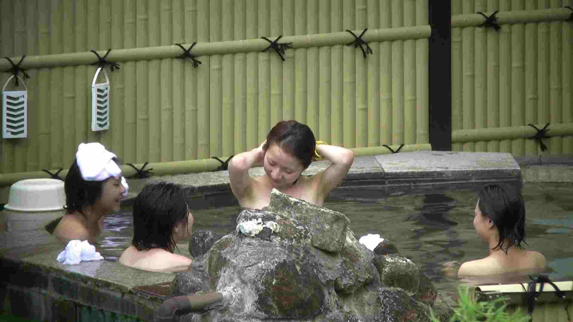 Aquaな露天風呂Vol.181 OLのエロ生活 | 露天風呂  40連発 1