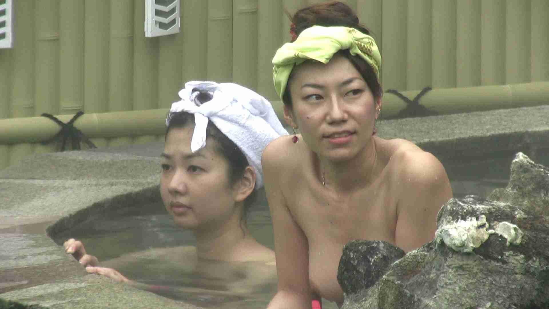 Aquaな露天風呂Vol.192 盗撮 ワレメ動画紹介 79連発 2