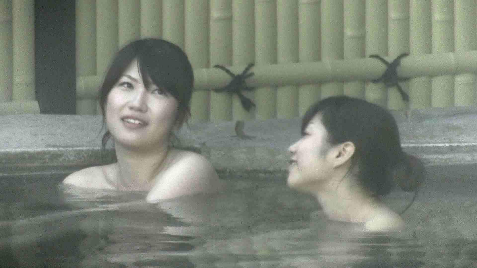 Aquaな露天風呂Vol.206 露天風呂 われめAV動画紹介 87連発 5