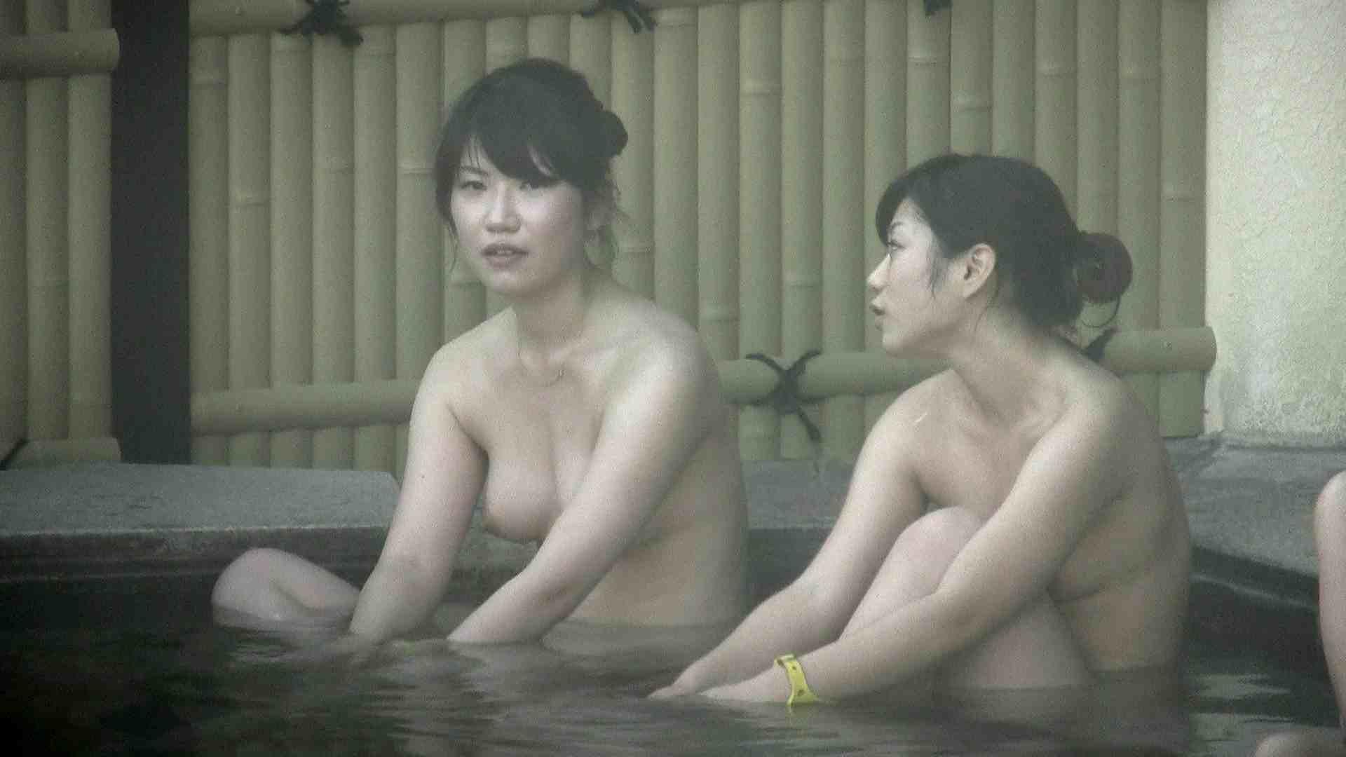 Aquaな露天風呂Vol.206 露天風呂 われめAV動画紹介 87連発 11