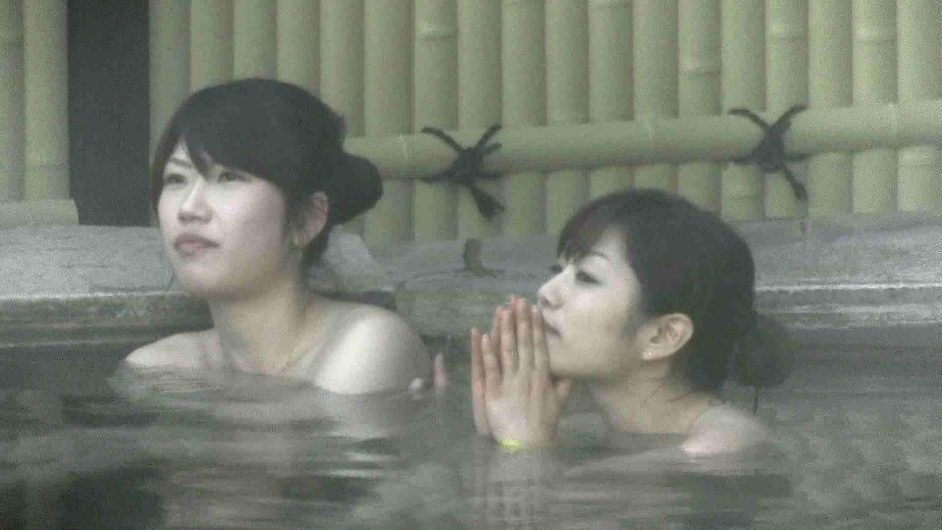 Aquaな露天風呂Vol.206 露天風呂 われめAV動画紹介 87連発 23