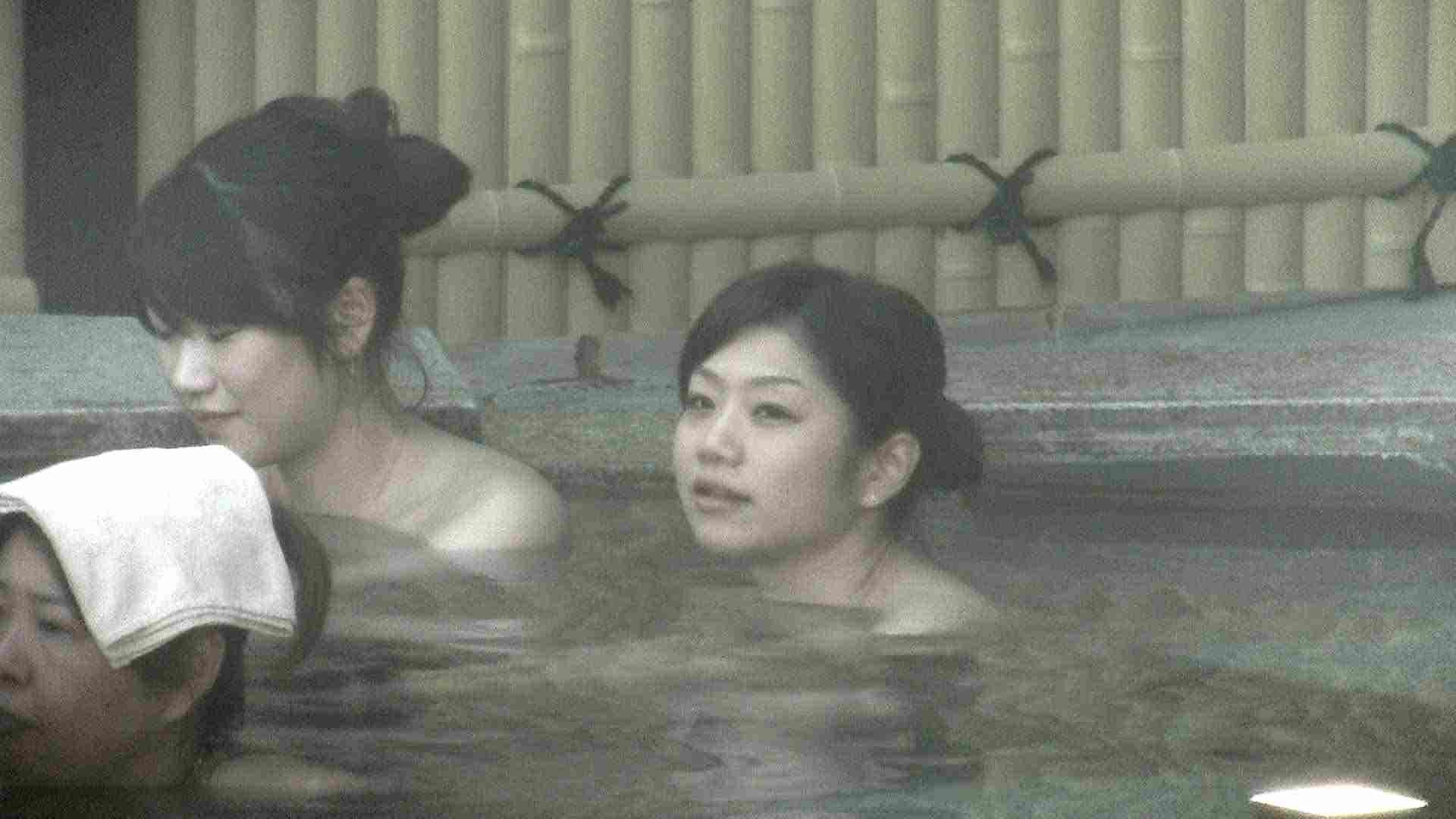 Aquaな露天風呂Vol.206 露天風呂 われめAV動画紹介 87連発 35