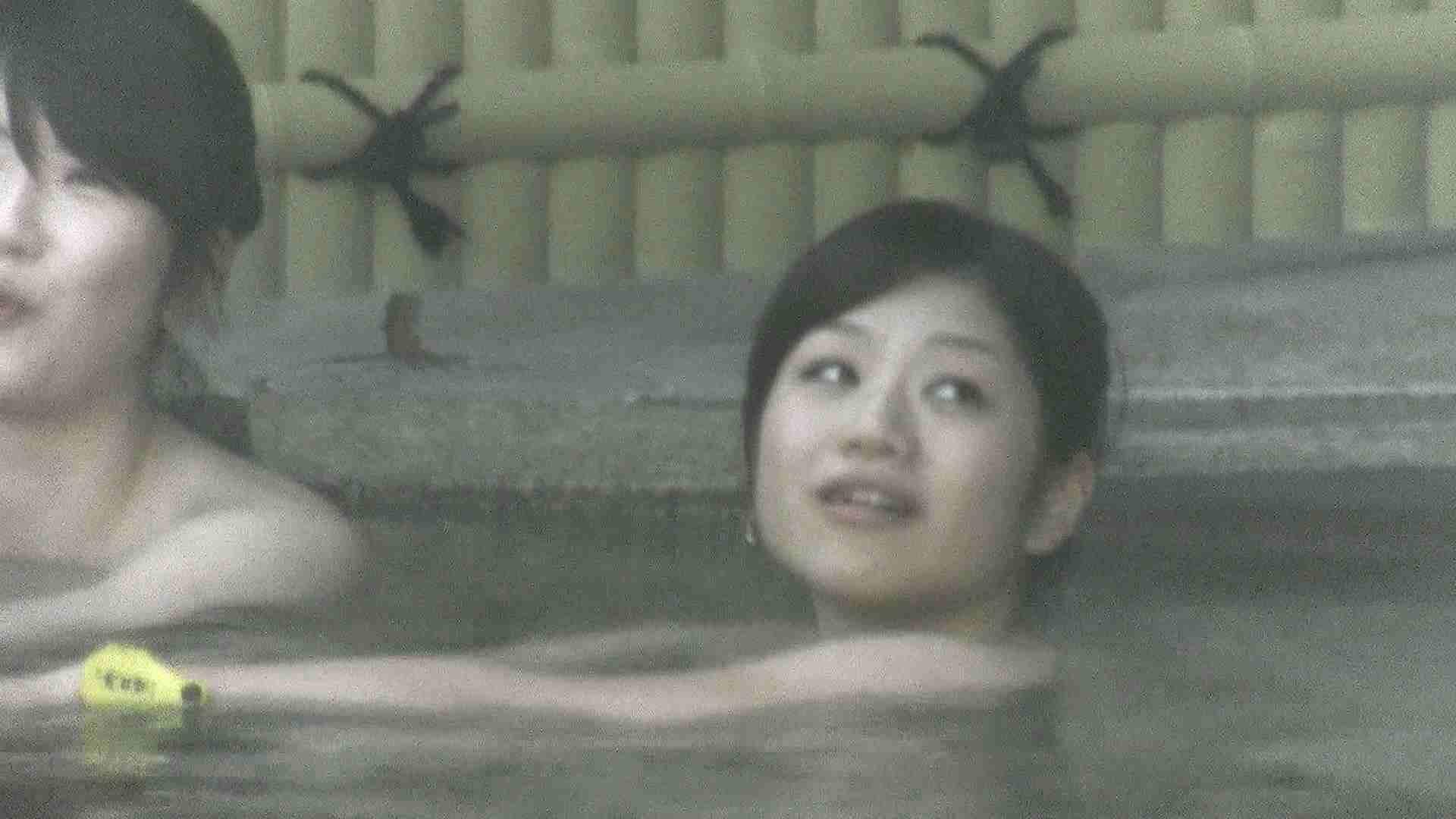 Aquaな露天風呂Vol.206 露天風呂 われめAV動画紹介 87連発 38