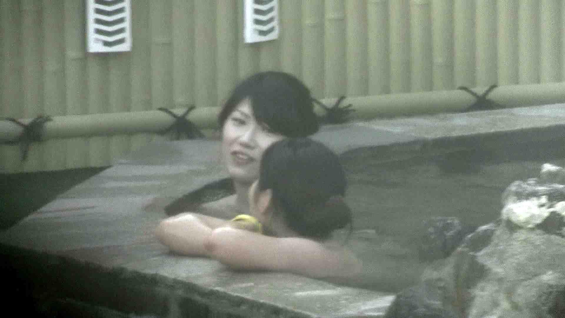 Aquaな露天風呂Vol.206 露天風呂 われめAV動画紹介 87連発 41