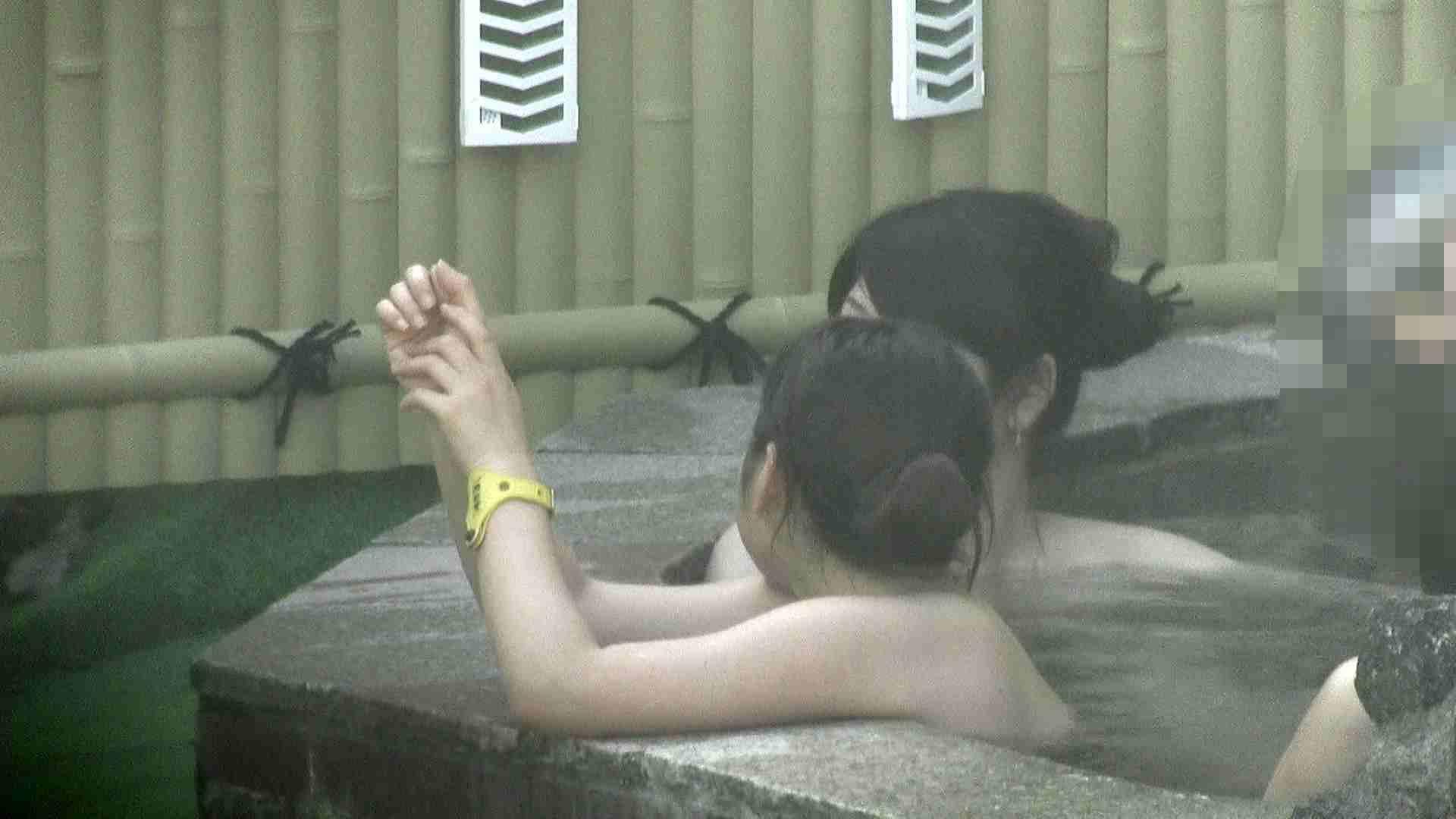 Aquaな露天風呂Vol.206 露天風呂 われめAV動画紹介 87連発 50