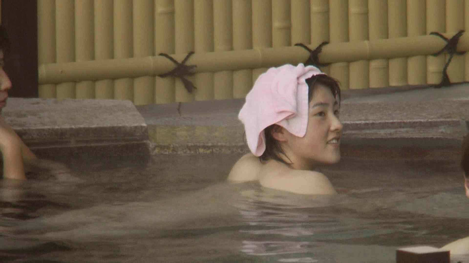 Aquaな露天風呂Vol.207 盗撮 覗きおまんこ画像 98連発 98