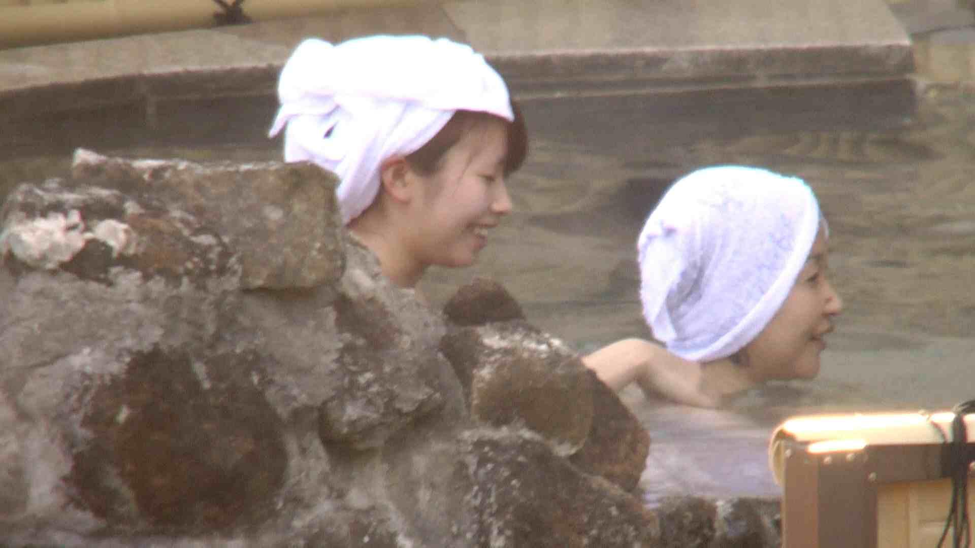 Aquaな露天風呂Vol.210 OLのエロ生活  83連発 81