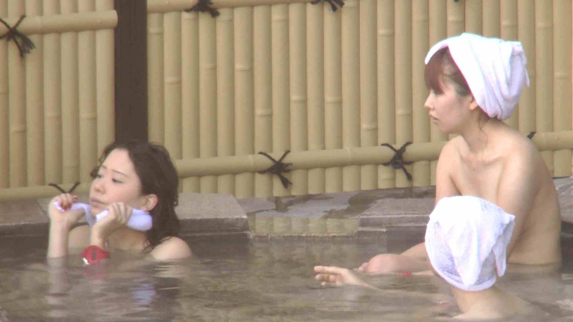 Aquaな露天風呂Vol.211 盗撮 オメコ動画キャプチャ 91連発 38