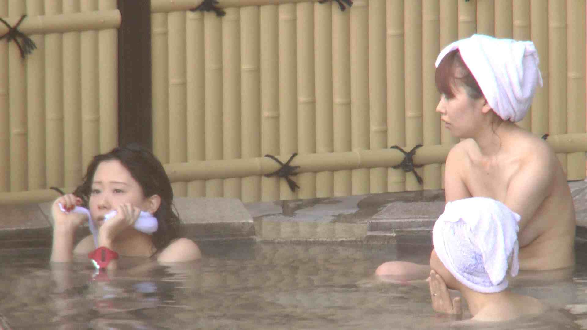 Aquaな露天風呂Vol.211 盗撮 オメコ動画キャプチャ 91連発 41