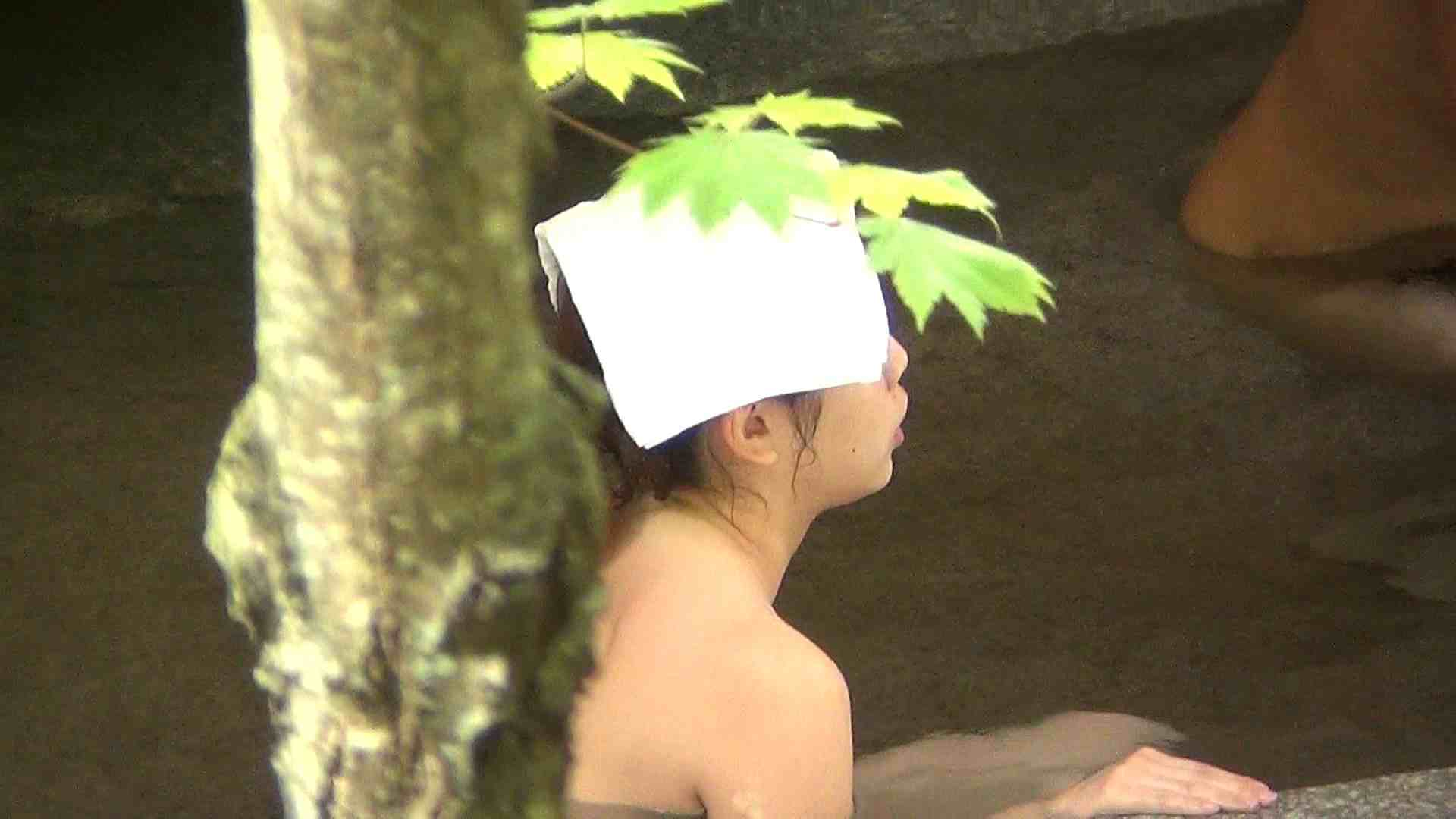 Aquaな露天風呂Vol.243 OLのエロ生活   露天風呂  57連発 16