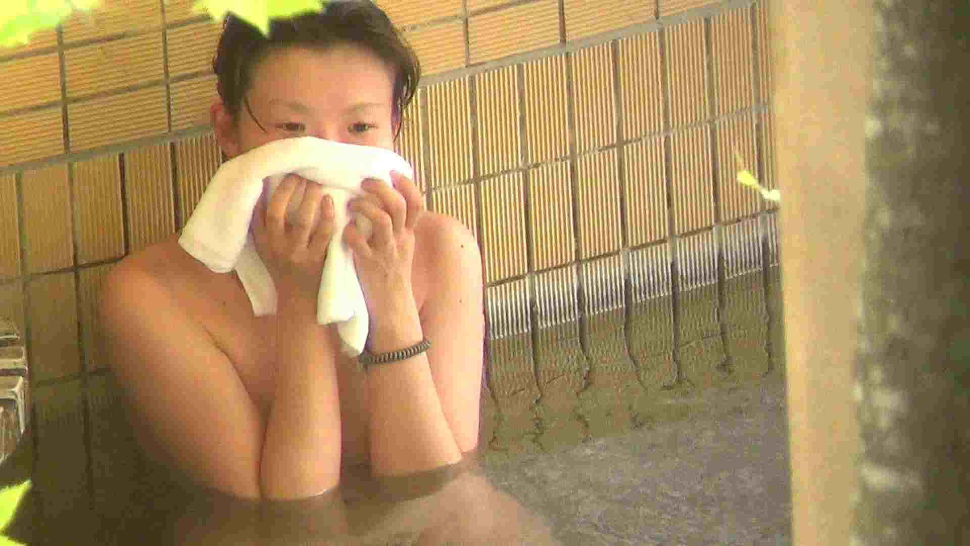 Aquaな露天風呂Vol.244 露天風呂 セックス画像 95連発 5